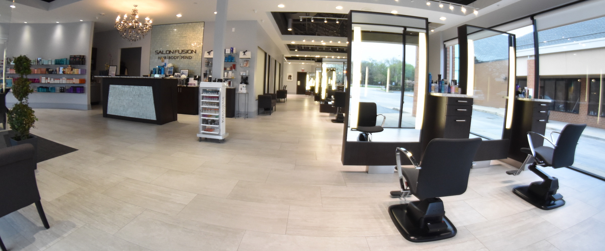 Salon Services | Salon Fusion