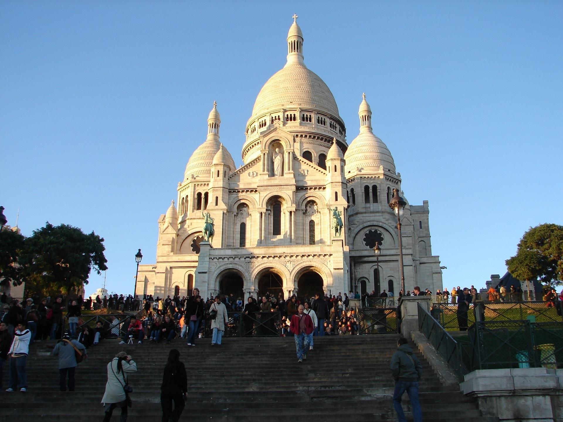 Sacre coeur basilica photo