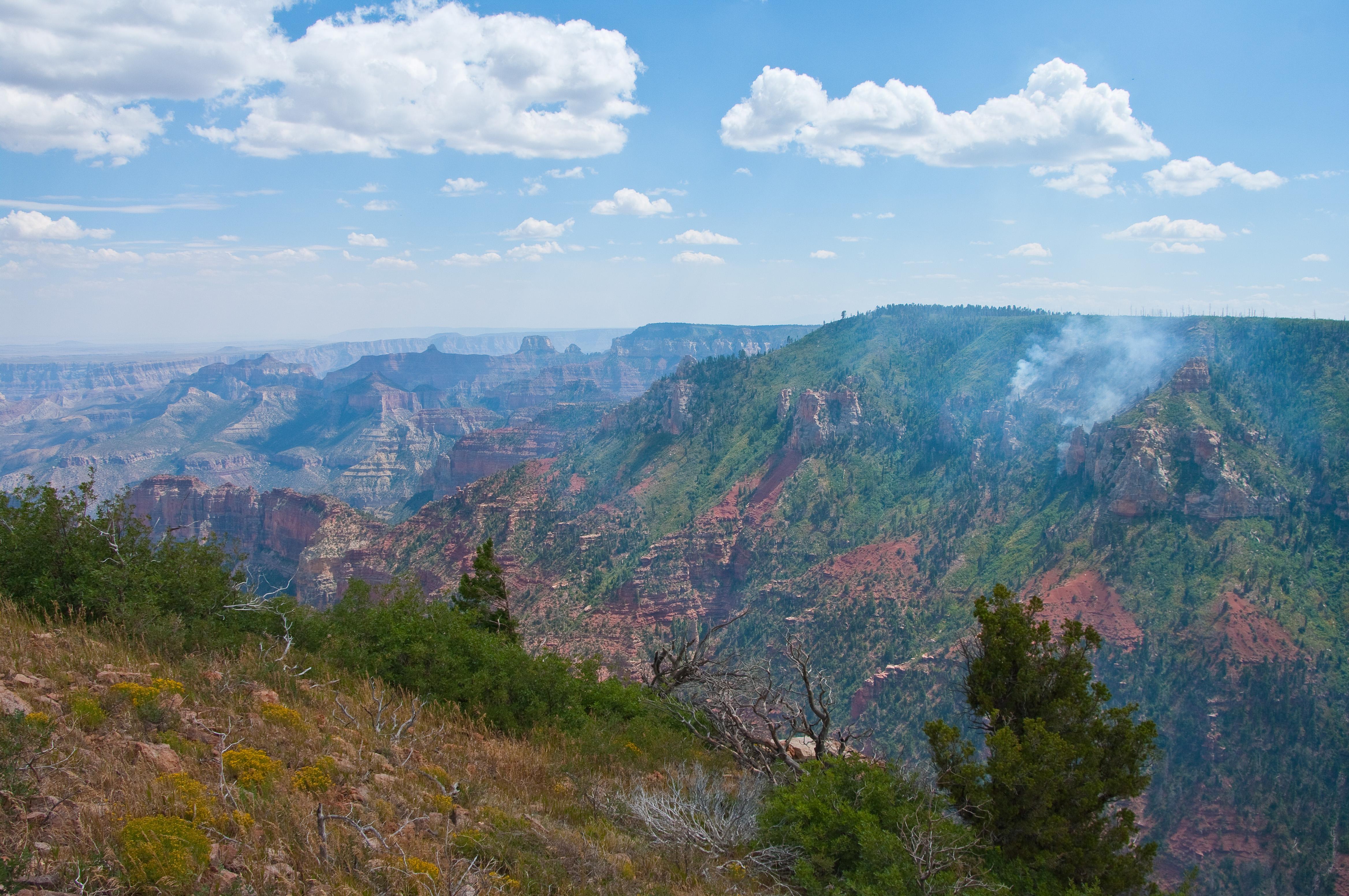 Saddle mountain trail photo