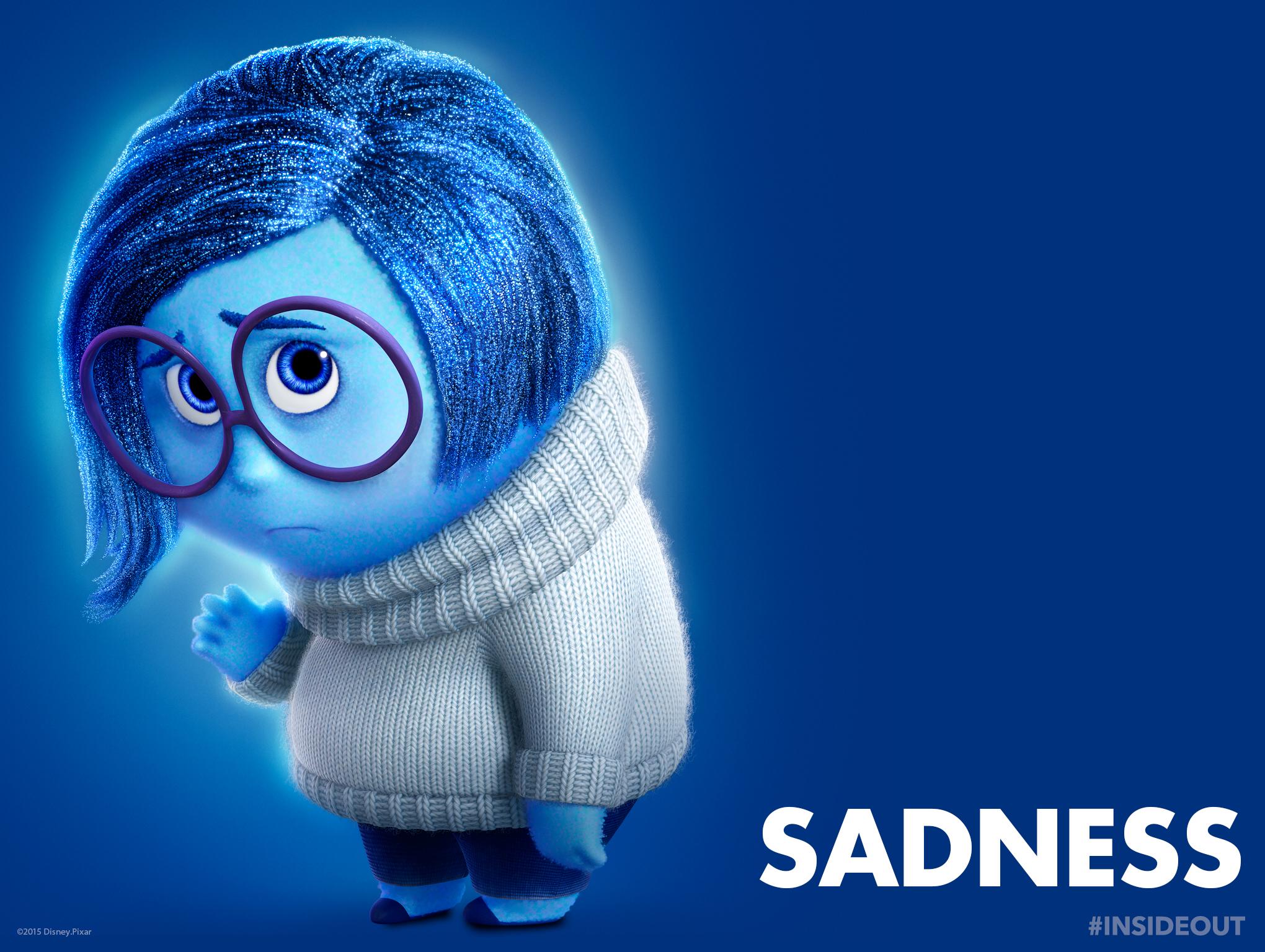 Sadness | Pixar Wiki | FANDOM powered by Wikia