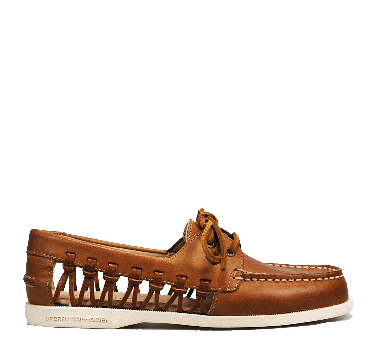 Sperry Top-Sider A/O Haven Leather Women's - Sahara – On The EDGE