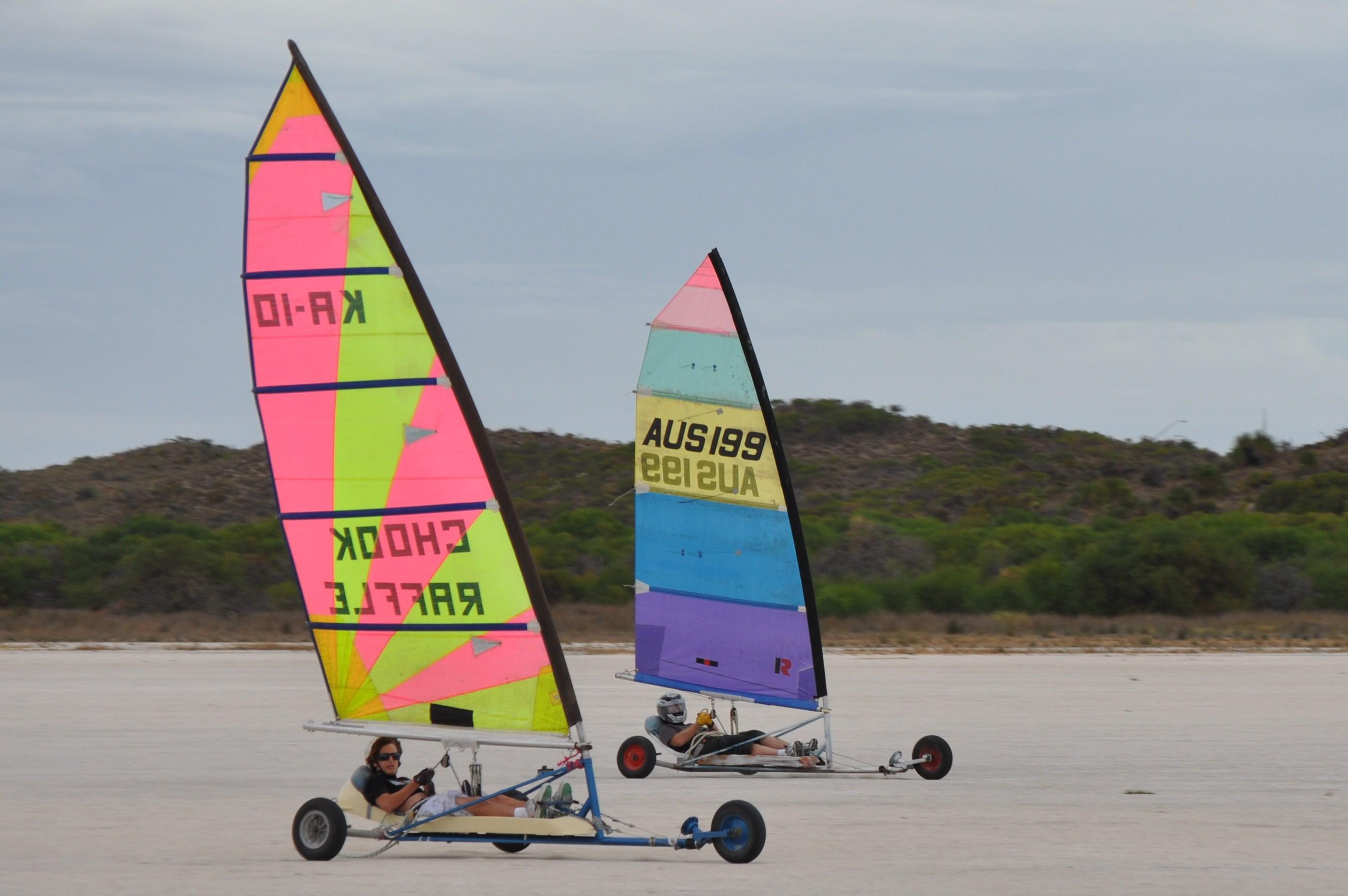 Sandgropers Land Yacht Club, Rockingham, Western Australia ...