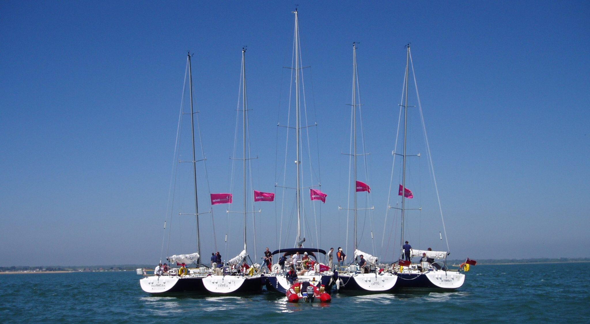 Team Sailing - Team Building - The Events Company