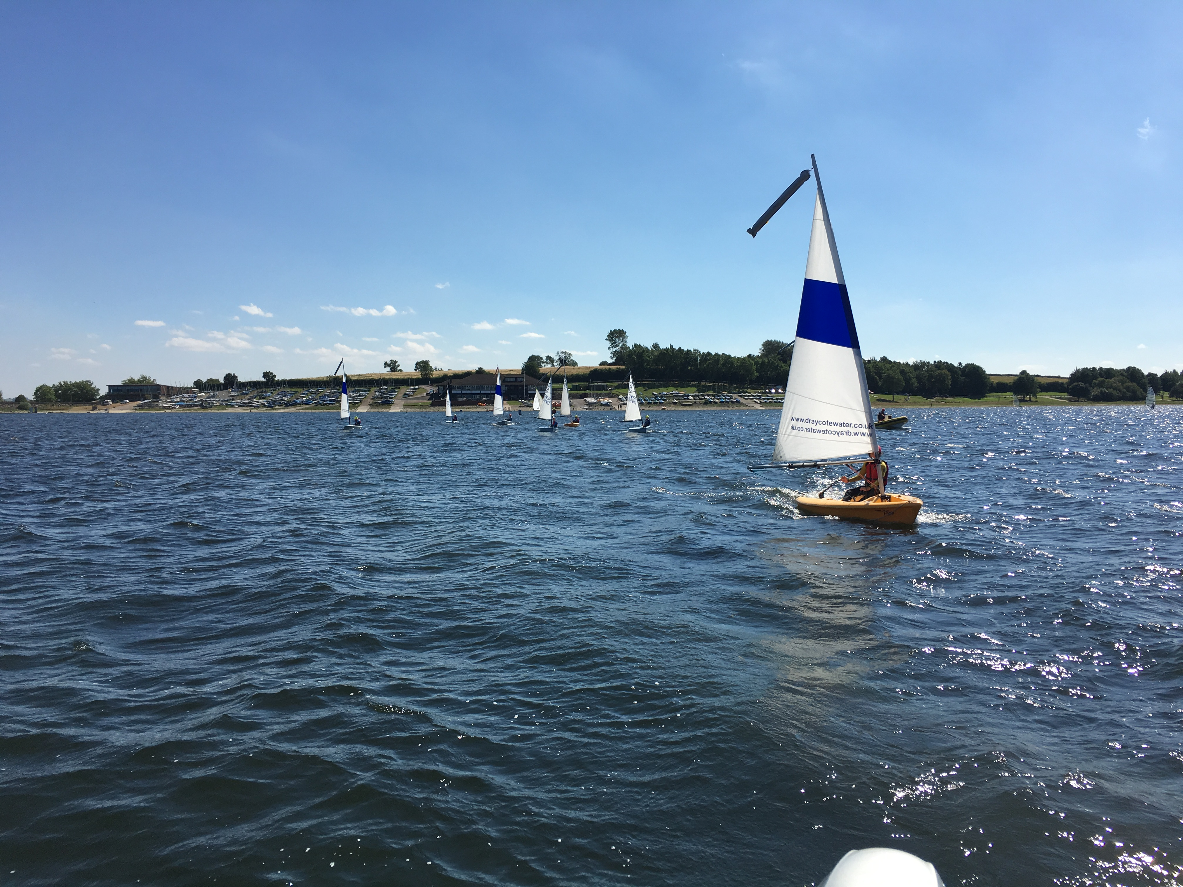 How to Find Us – Draycote Water Sailing Club
