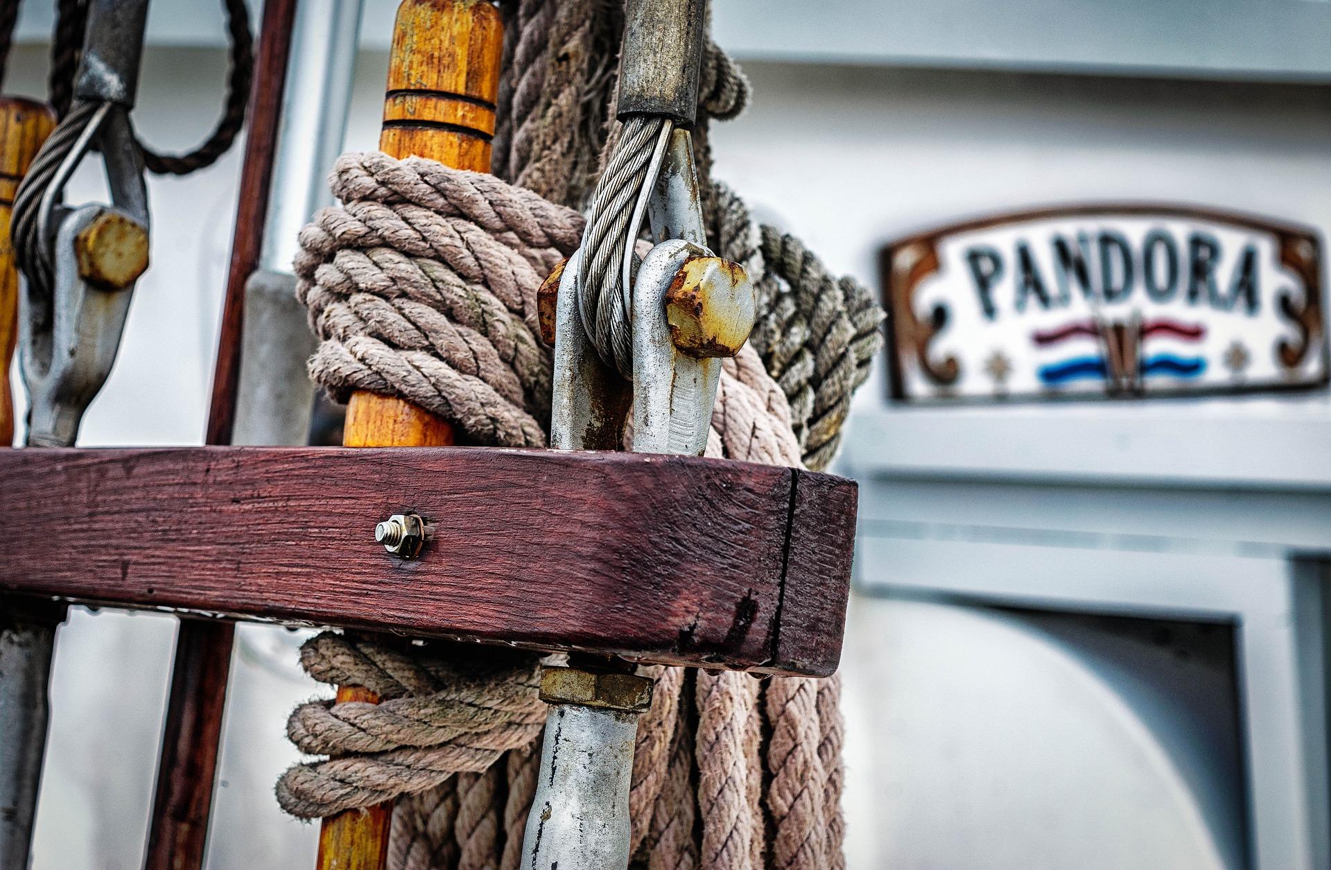 Sailing Boat, Boat, Rope, Sail, Sailing, HQ Photo