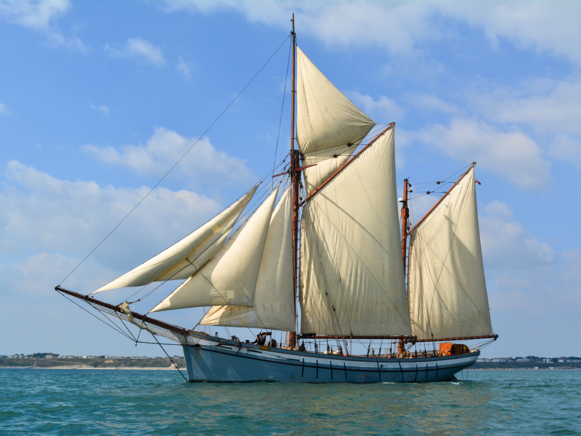 S/V Irene - Exhilarating Sailing and Great Hospitality. UK Waters