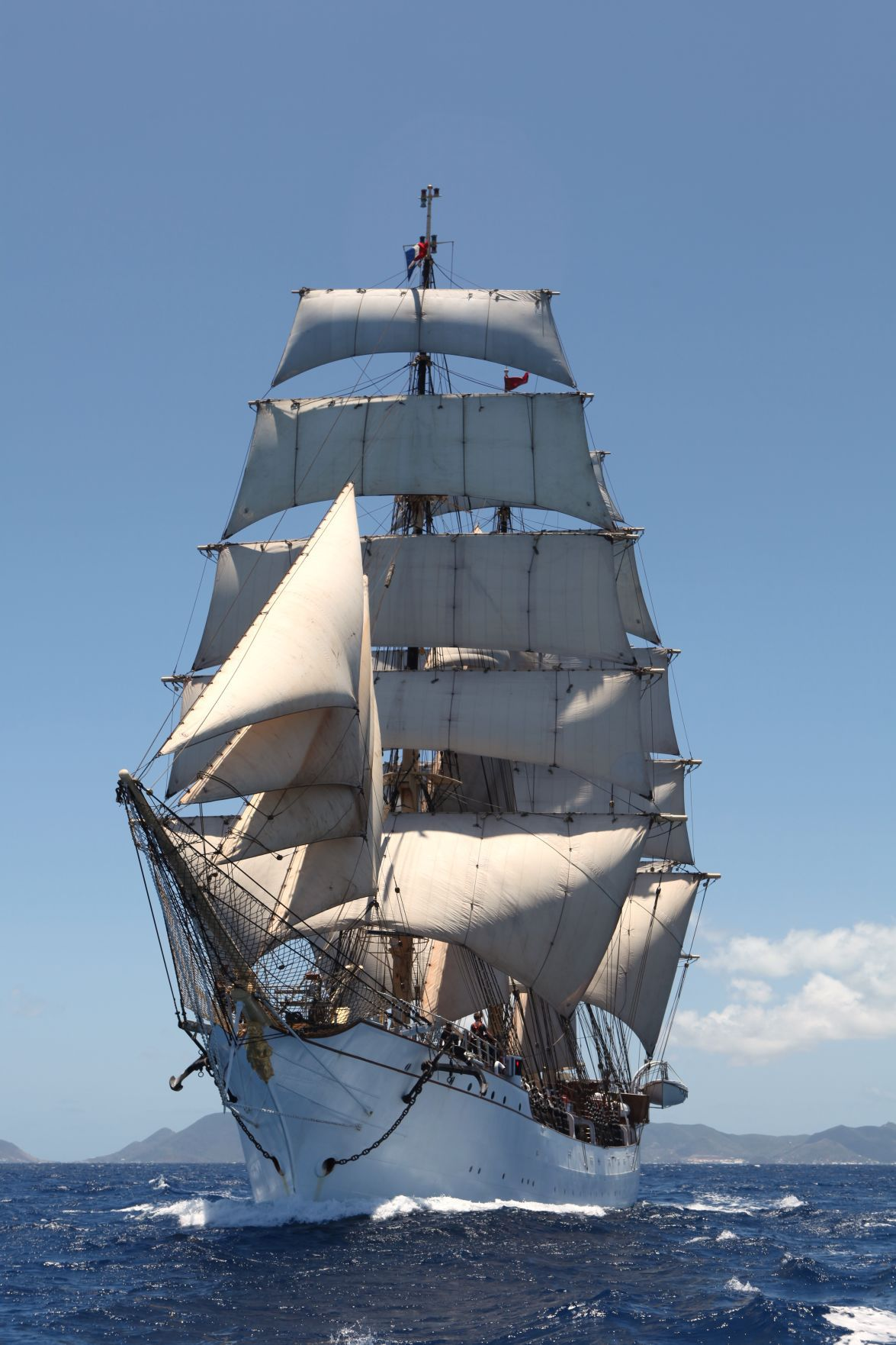 Danish sailing ship to arrive for Transfer Centennial | News ...