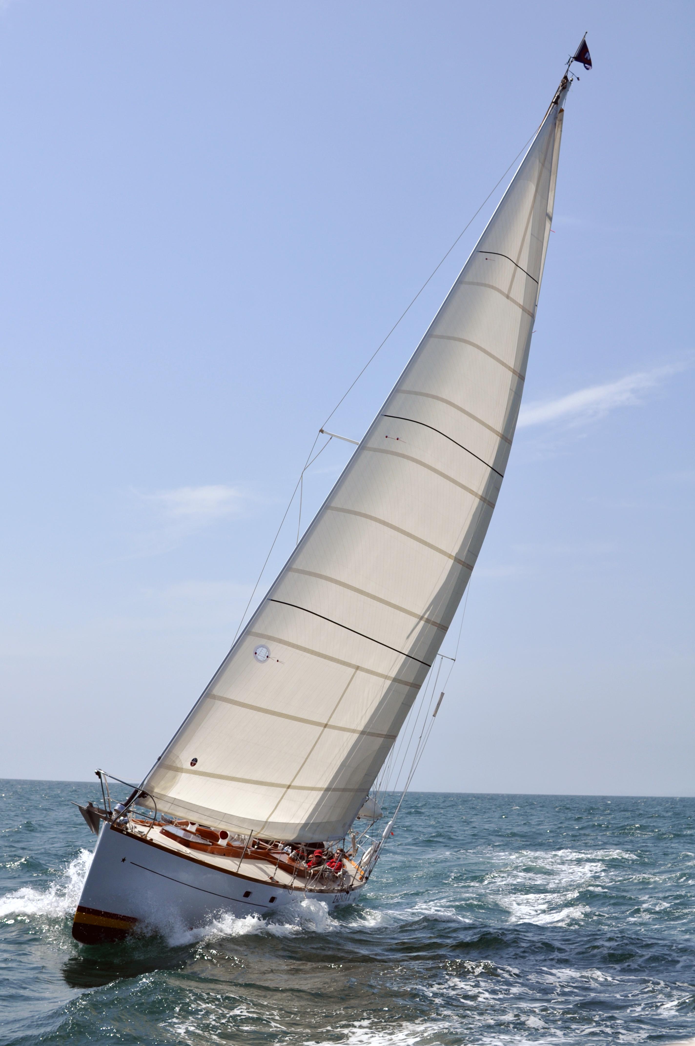Sailing yacht - Wikipedia
