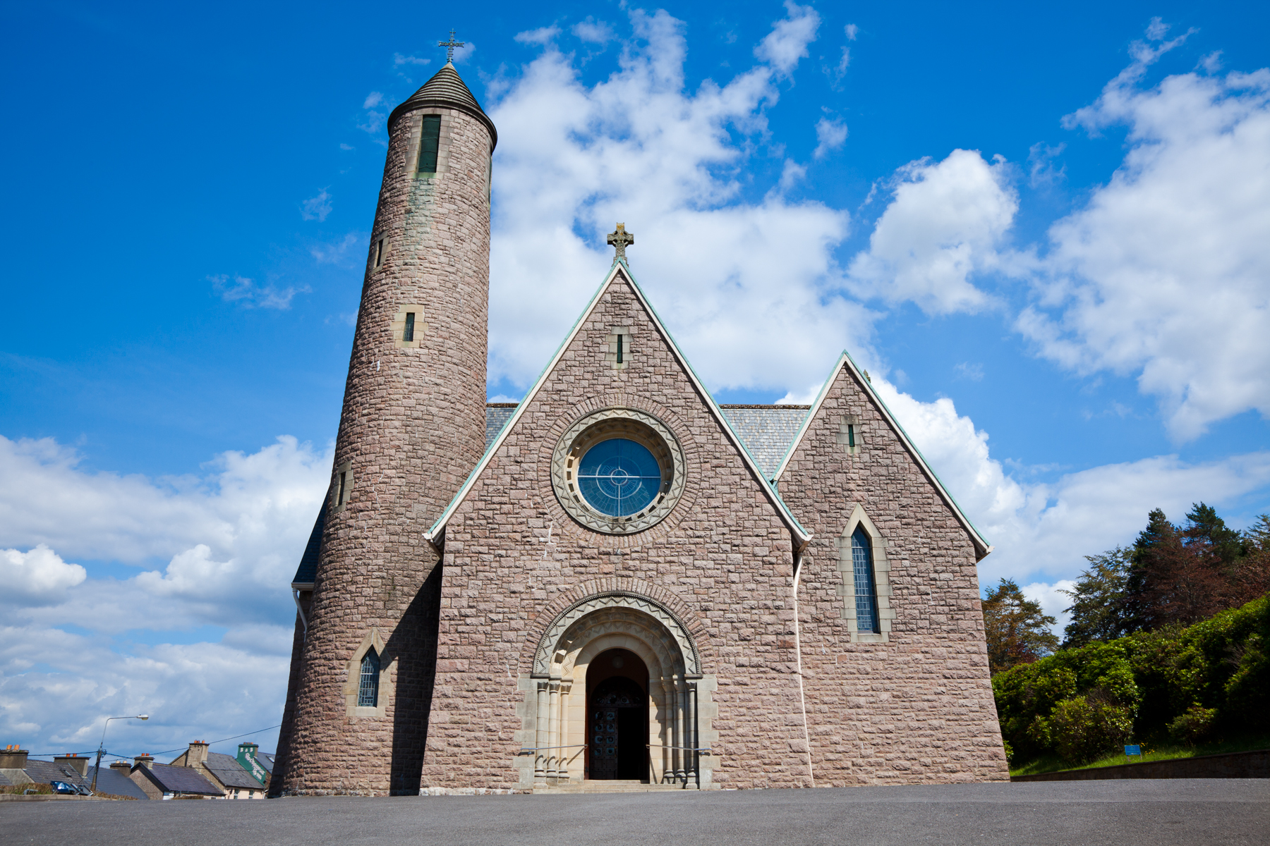 Saint patrick church photo