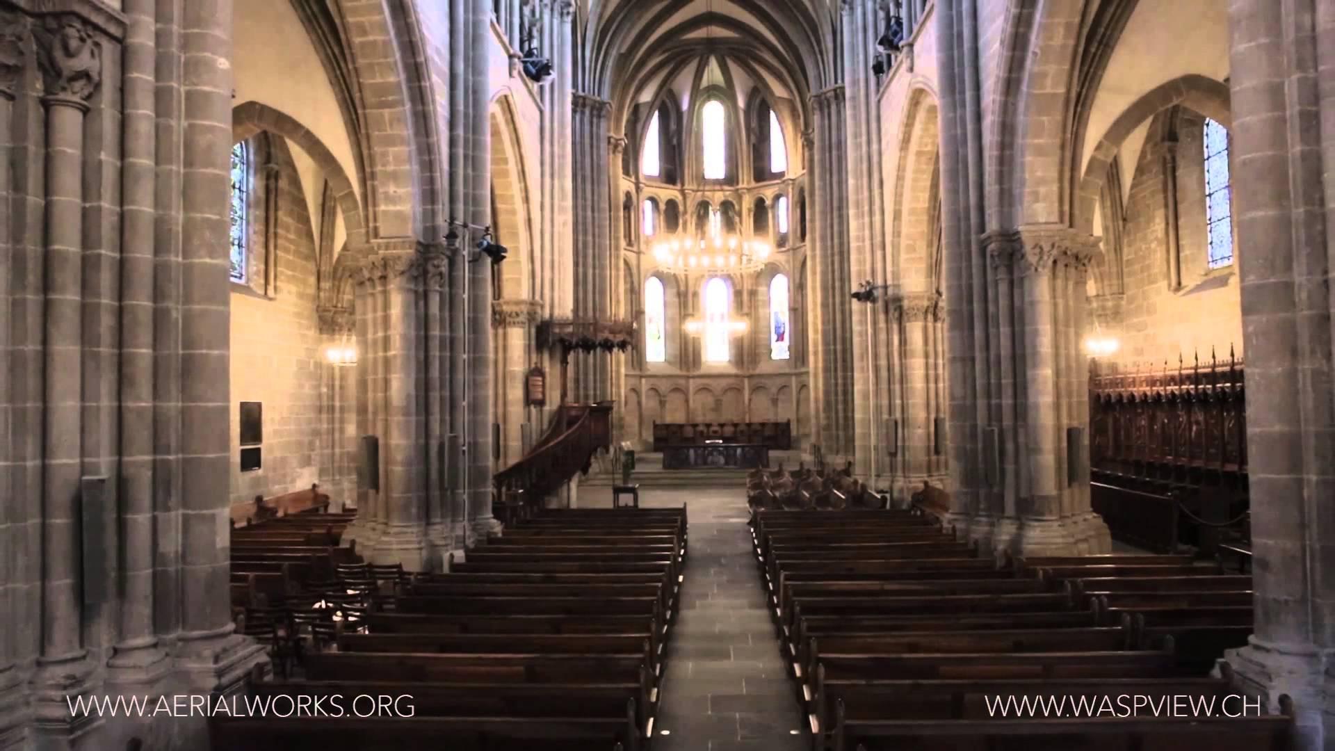 Cathédrale Saint Pierre Genève - YouTube