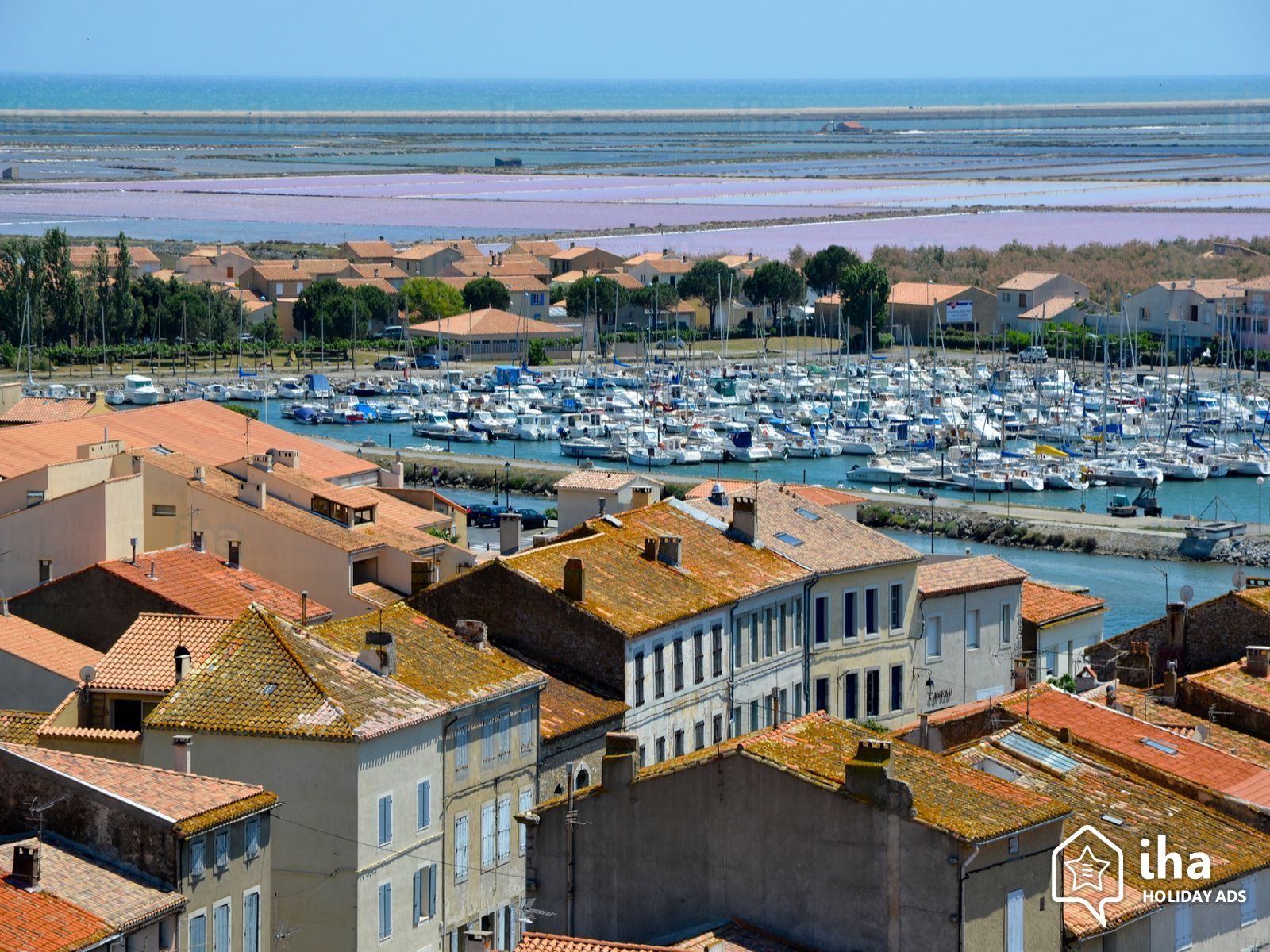 Saint-Pierre-sur-Mer rentals for your holidays with IHA direct