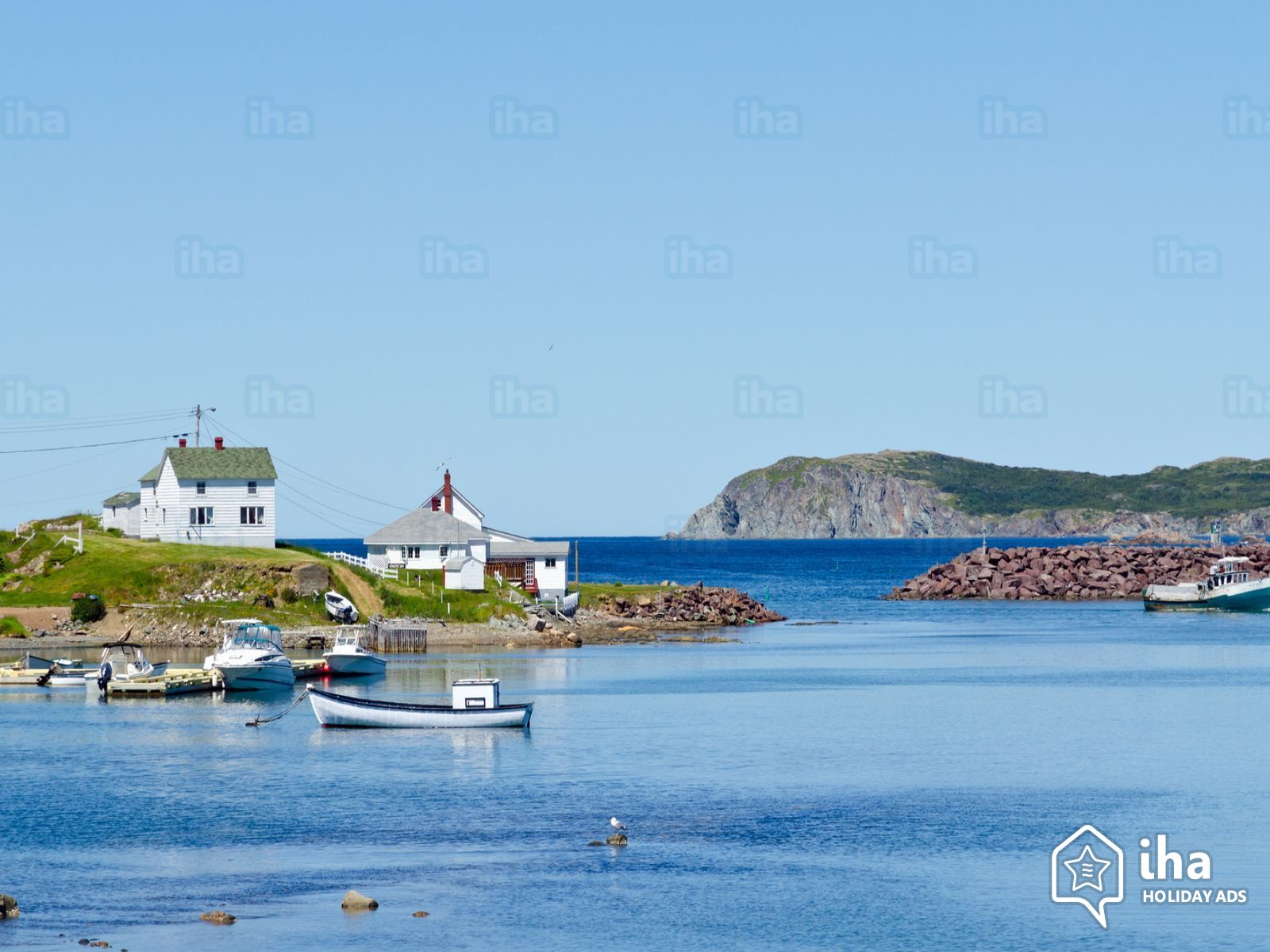 Saint Pierre and Miquelon rentals for your vacations with IHA