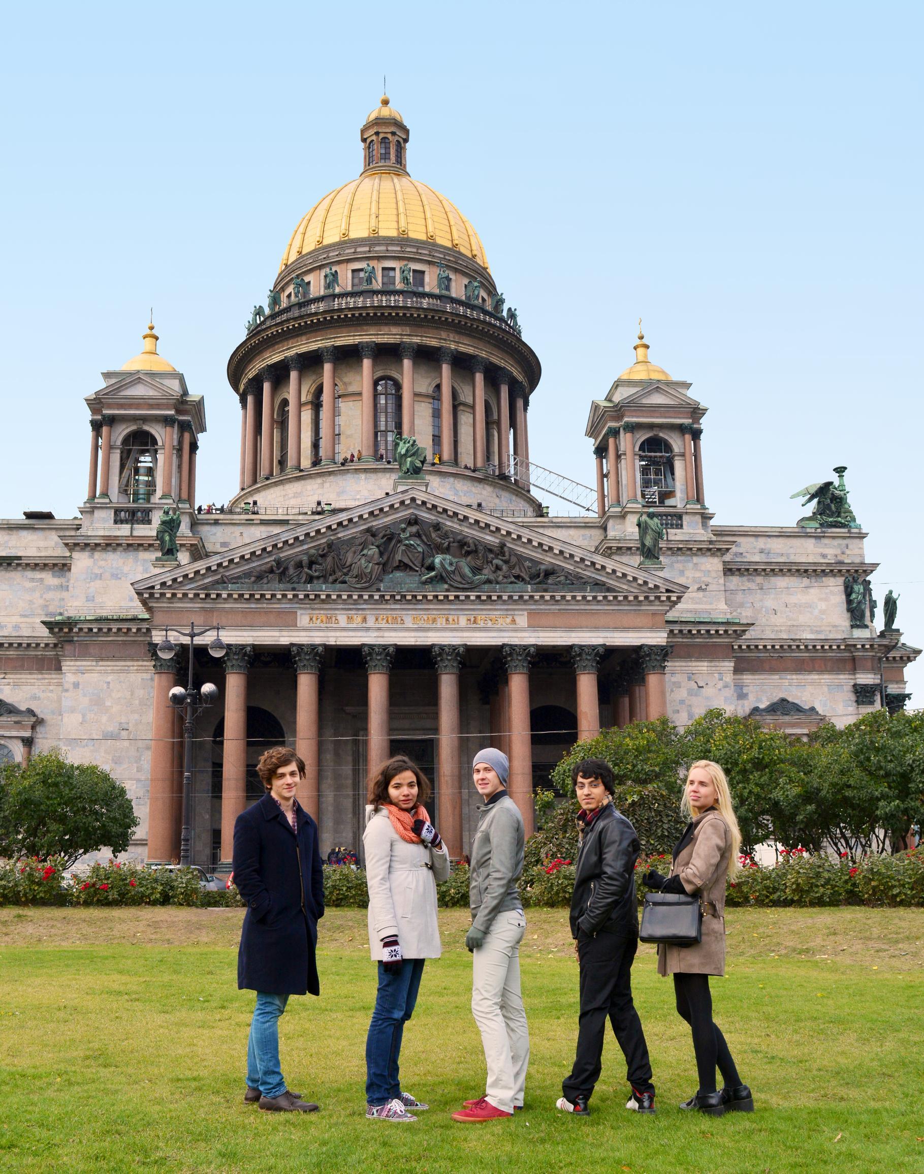 Higher School of Economics, Saint Petersburg, Russia