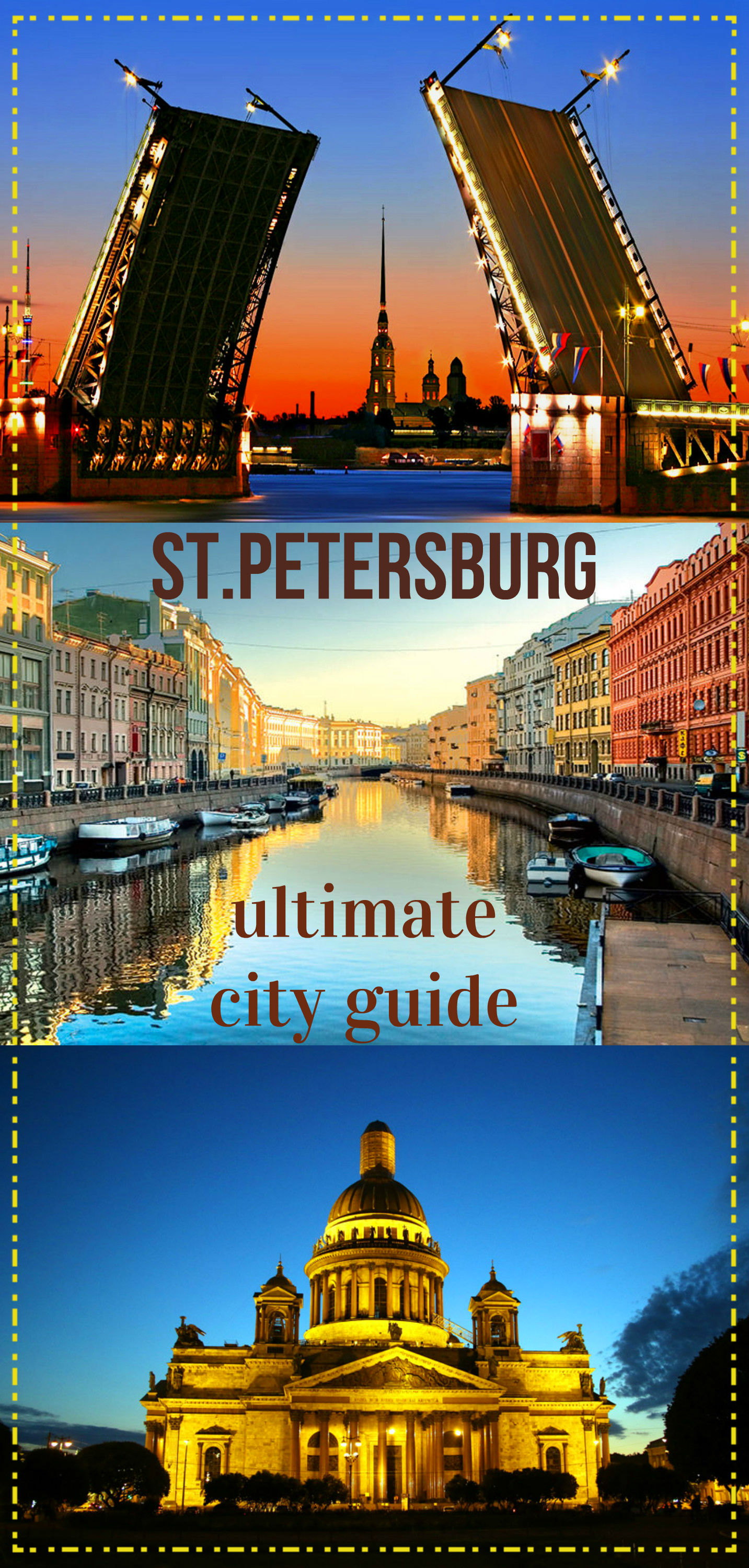 3 days in St.Petersburg, Russia - complete itinerary - Awesome ...