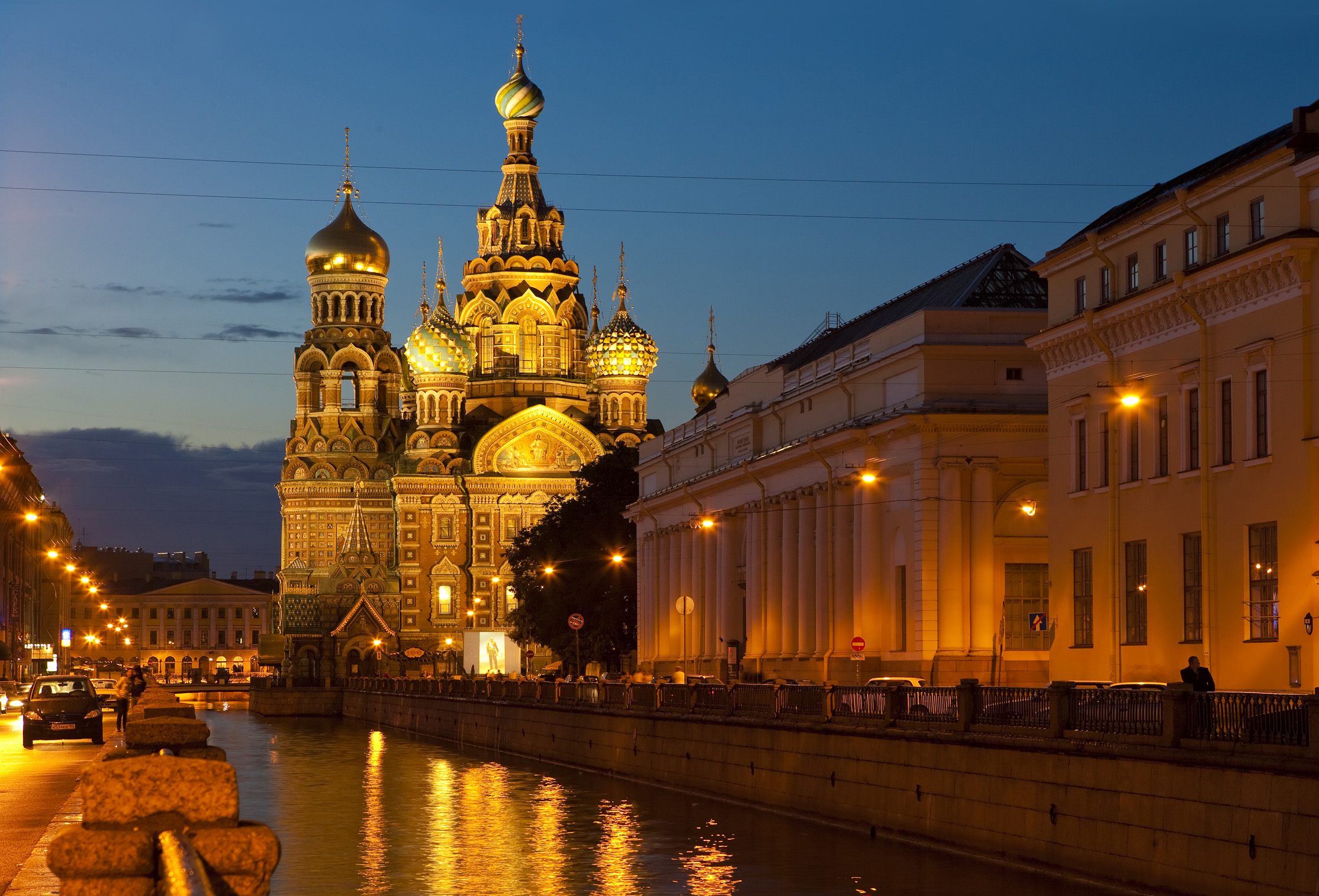 Some wonderful Facts about St. Petersburg !