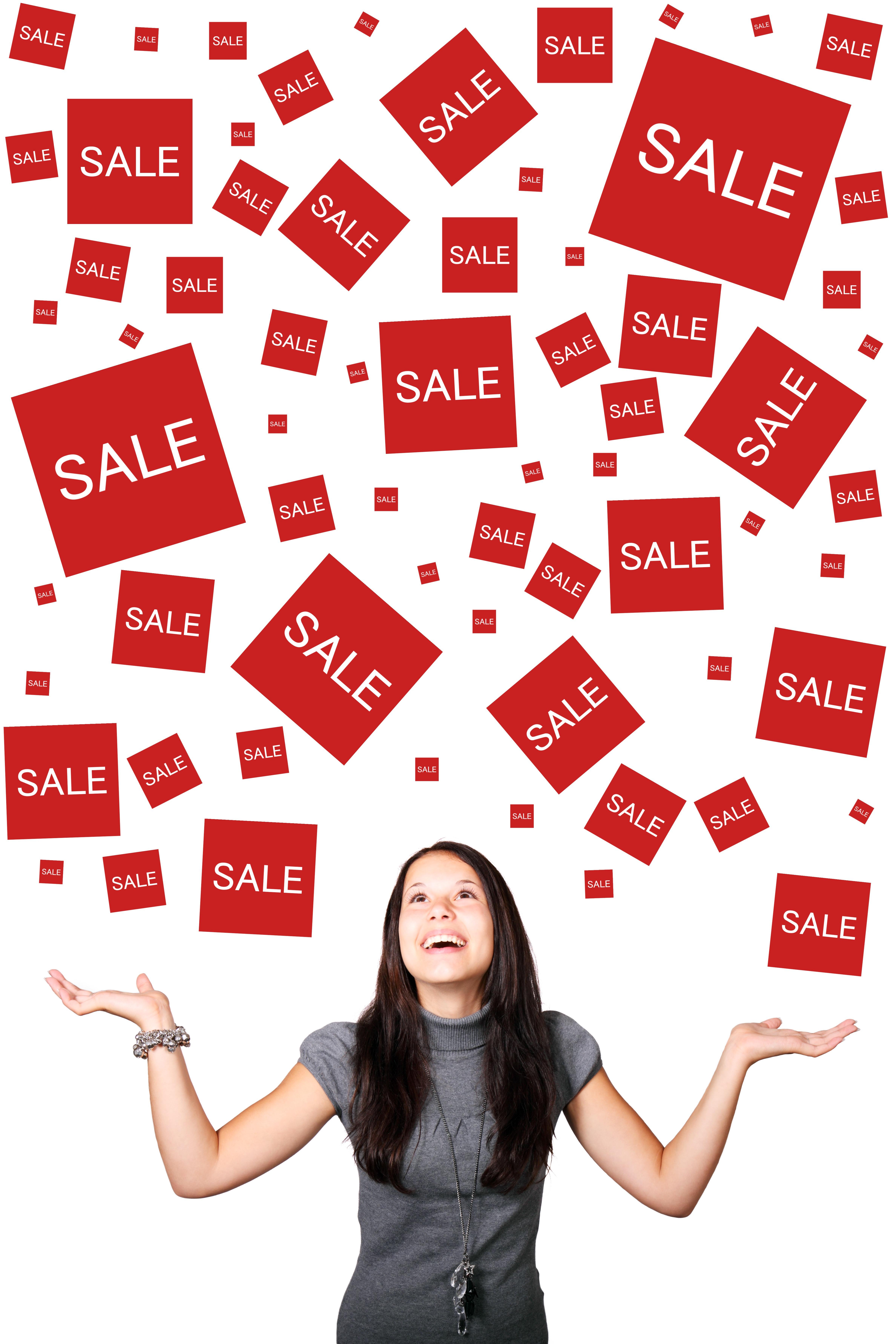 Sale, Activity, Buy, Girl, Human, HQ Photo