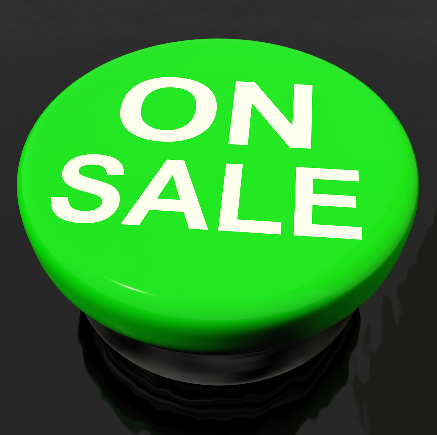 Sale now button shows promotional savings or discounts photo