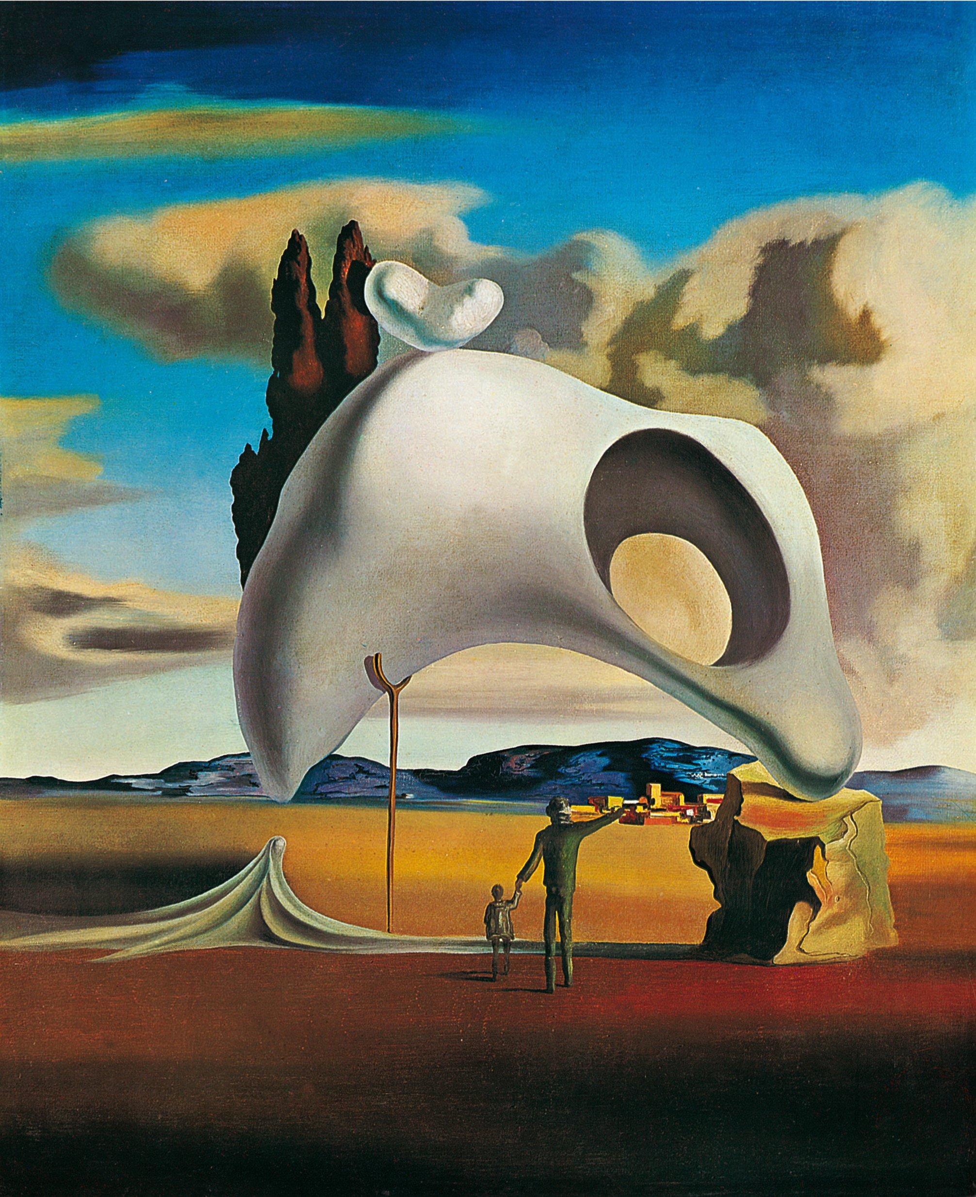 Dalí: The Paintings: Robert Descharnes, Gilles Néret, Salvador Dalí ...