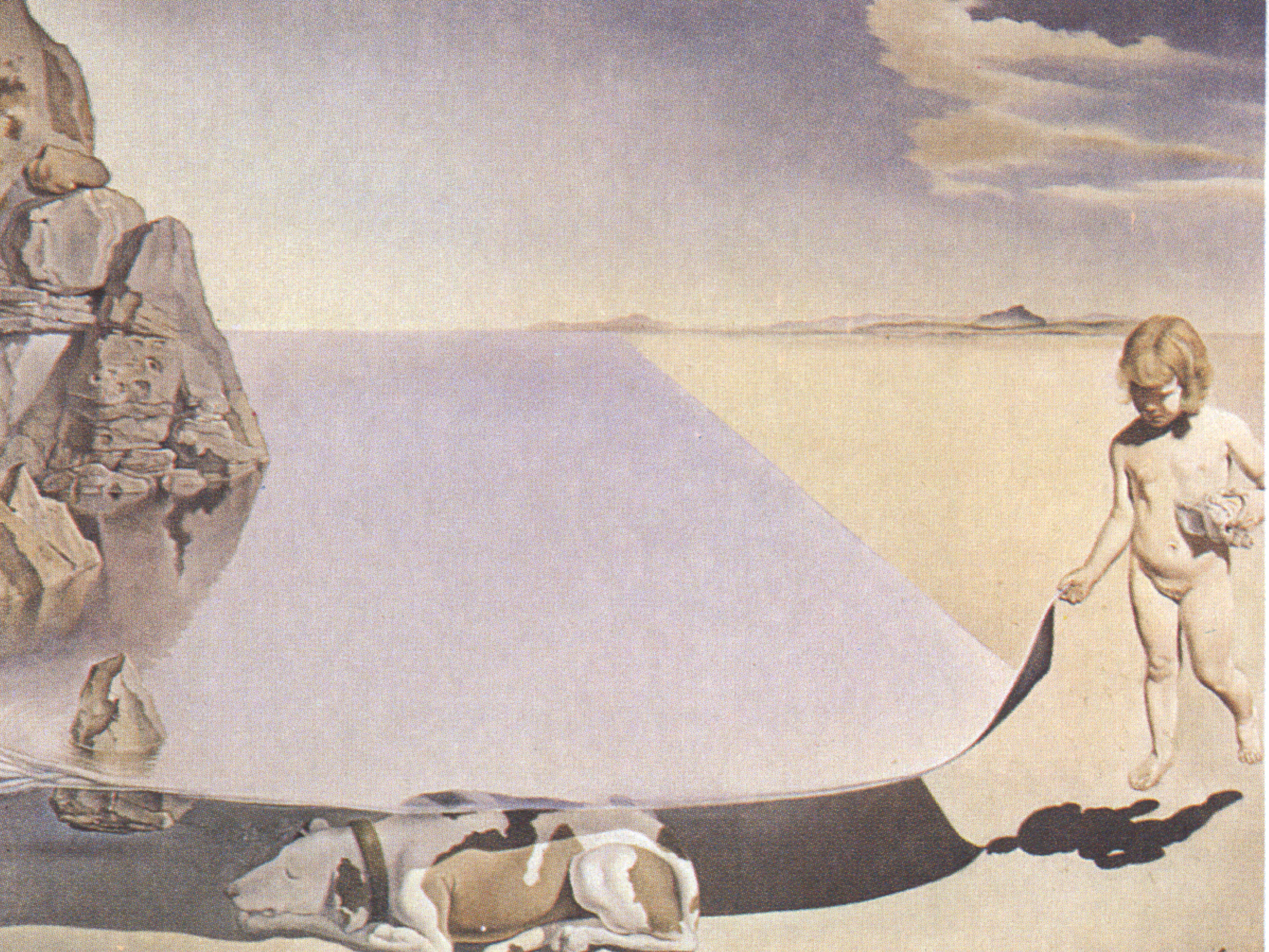 Salvador Dali painting, Passion, People, Pigment, Partner, HQ Photo