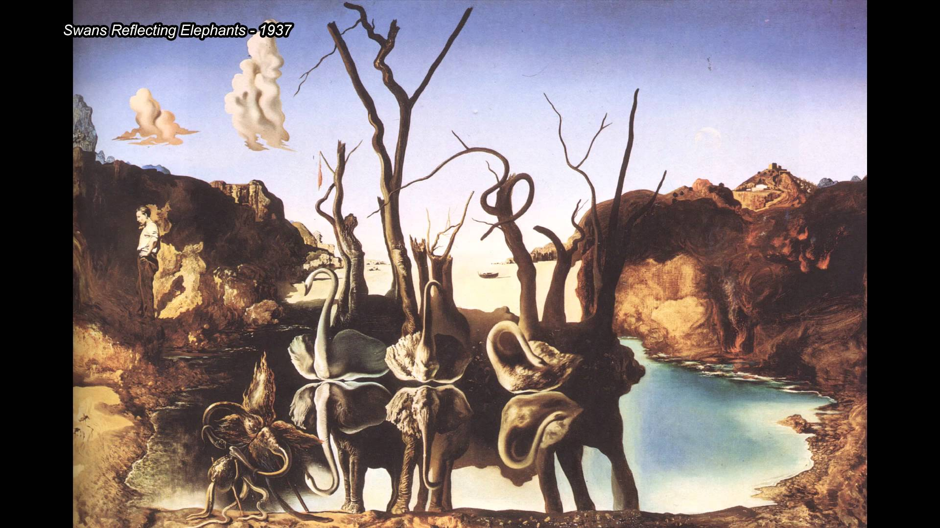 Top 10 Salvador Dalí Paintings - YouTube