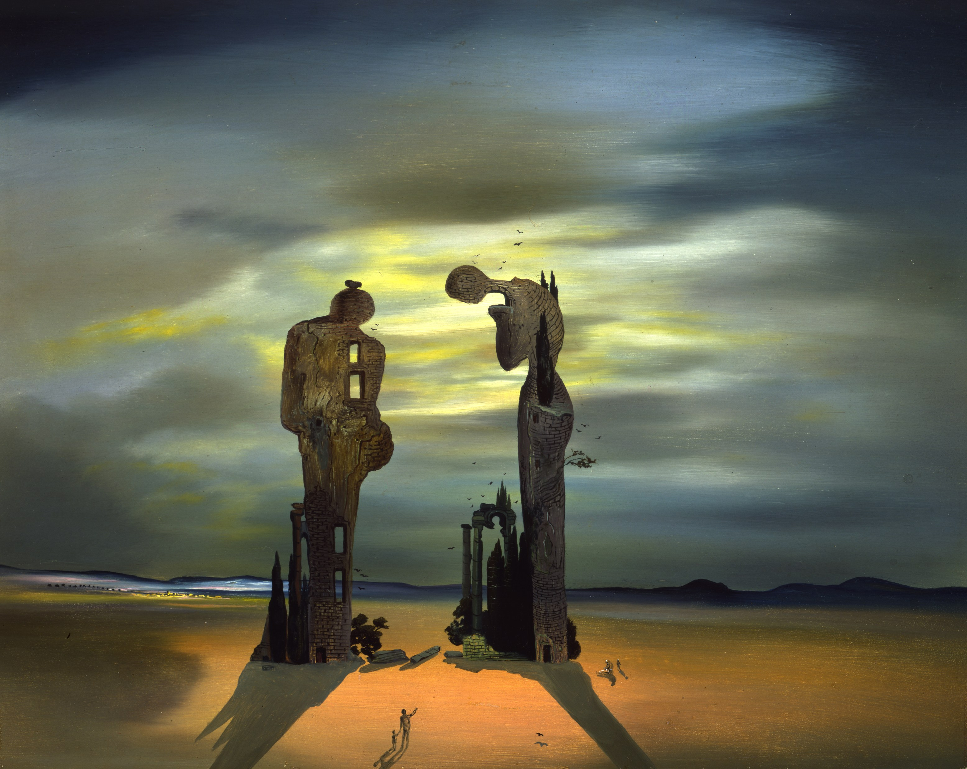 Explore the Trippy Landscapes of Salvador Dalí Through Virtual ...