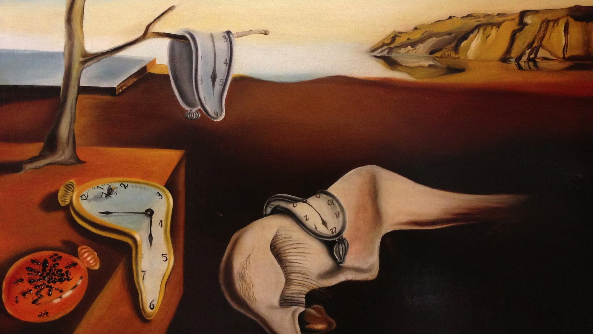 1920x1080 Arts, Salvador Dali, Paintings, Salvador Dali, 1931, The ...