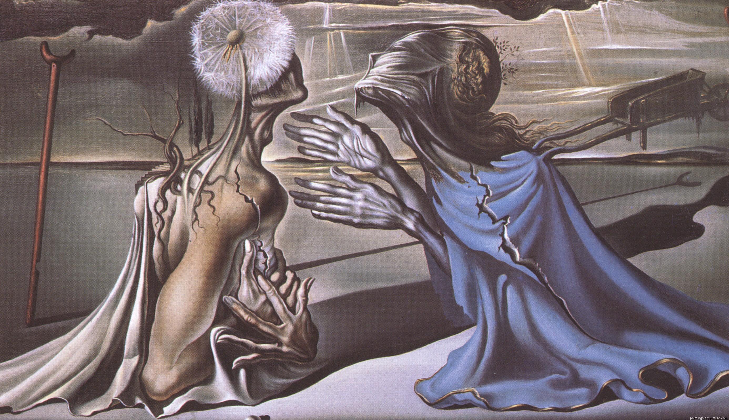 Salvador Dali Paintings, Art Picture, Painting, Art, Salvador Dali ...