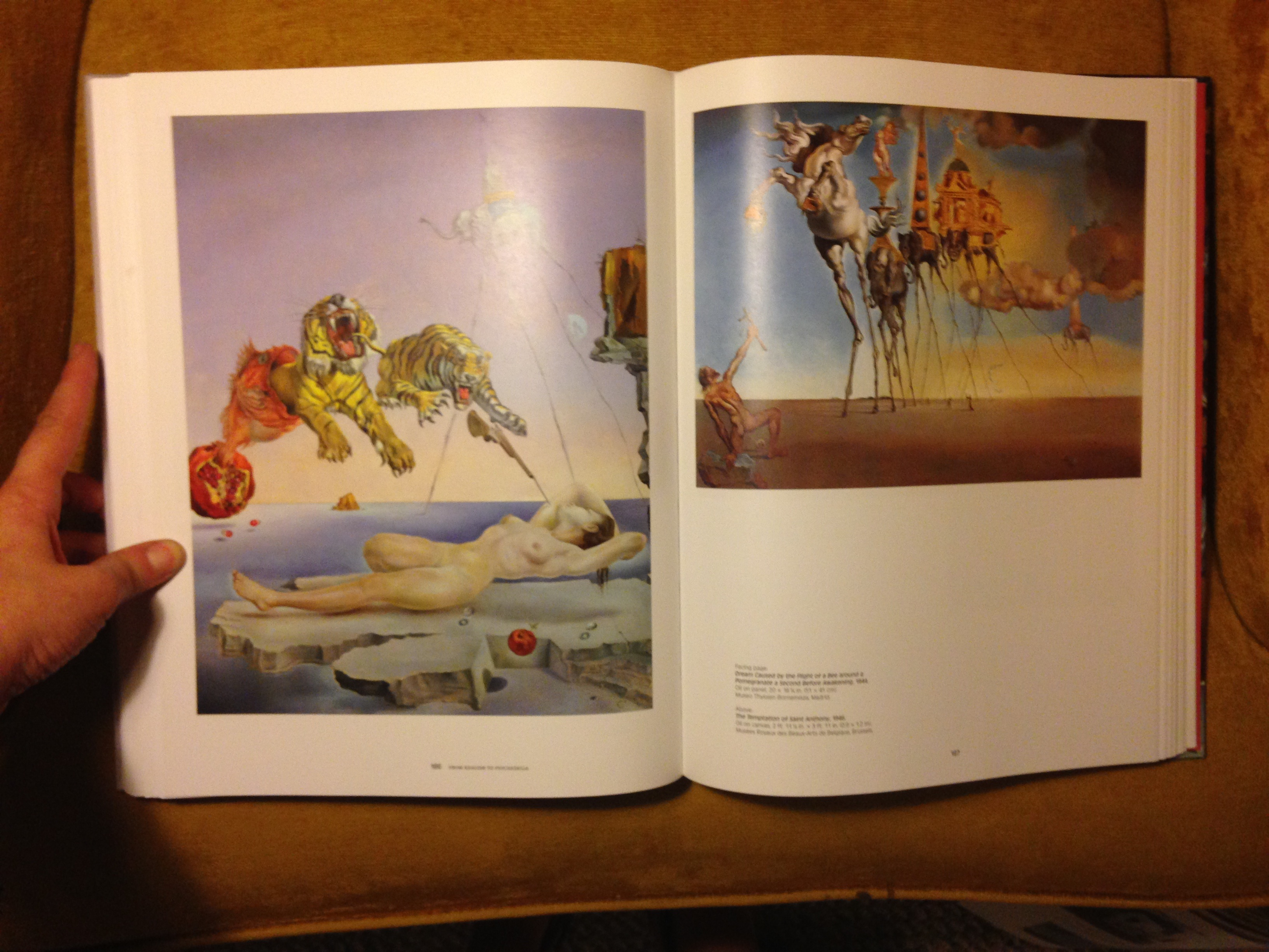 Salvador Dali: The Making of an Artist | The Art Book Review