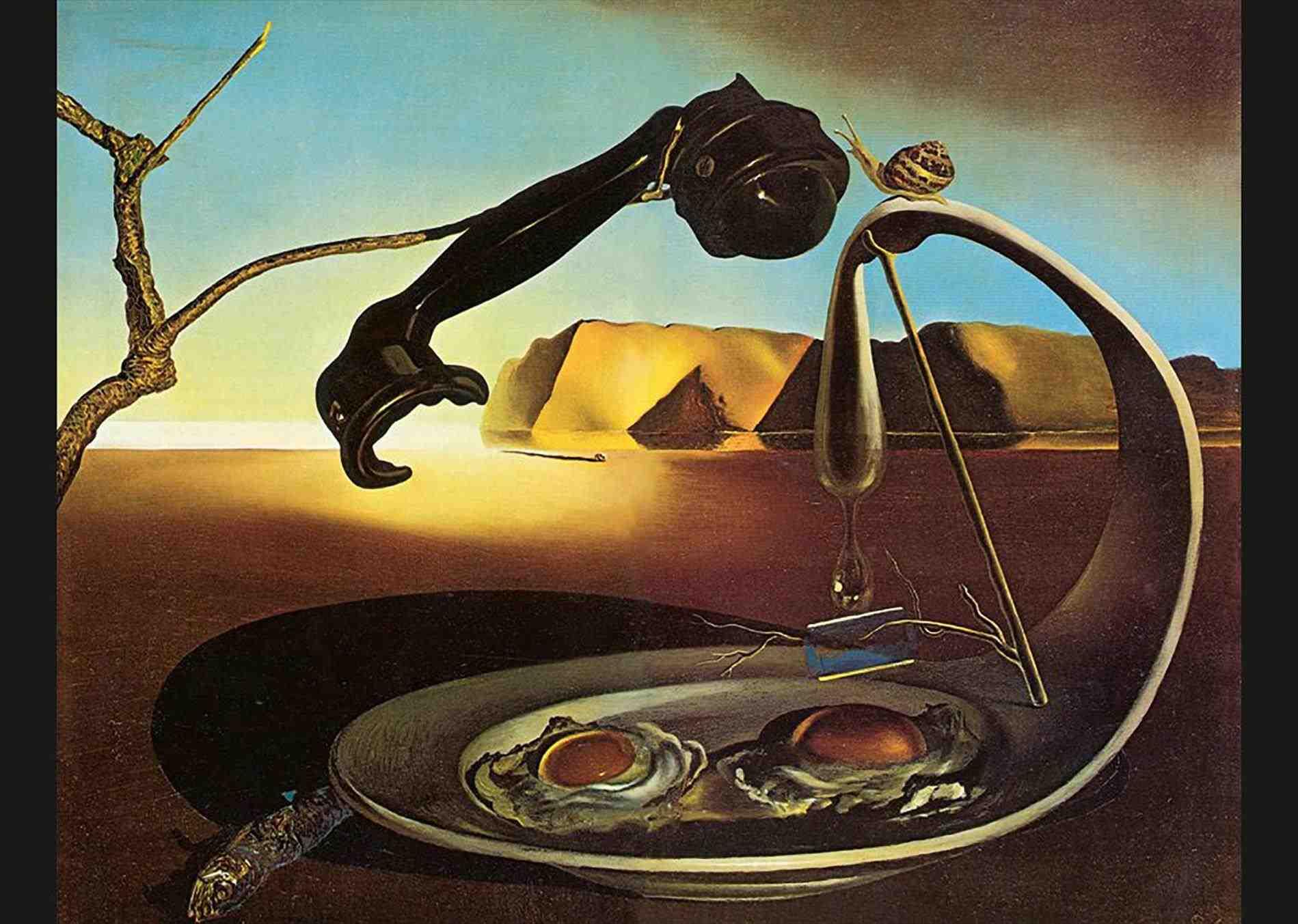 Masturbator Salvador Dali Wikiartorg The Surrealism Painting Dali ...