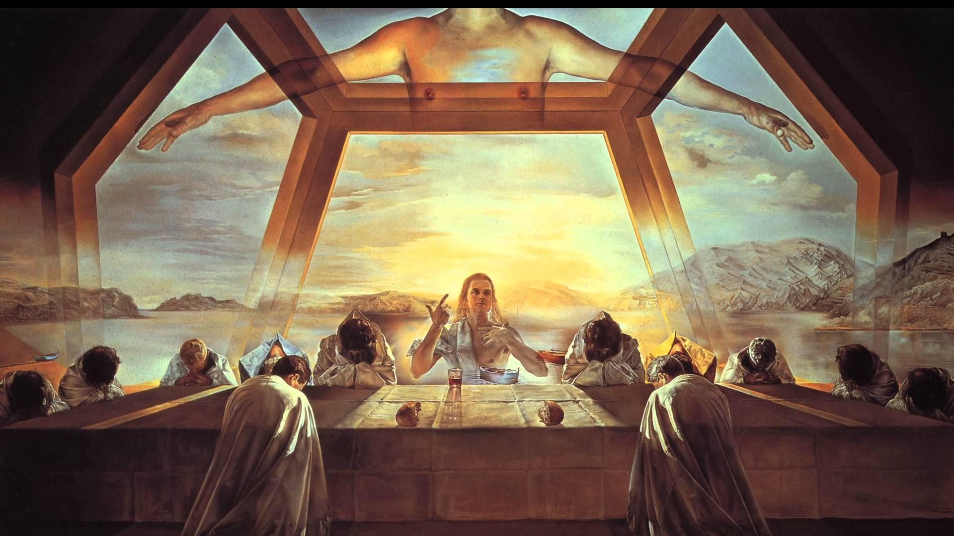 Salvador Dalí 4D Artwork Explanation - YouTube