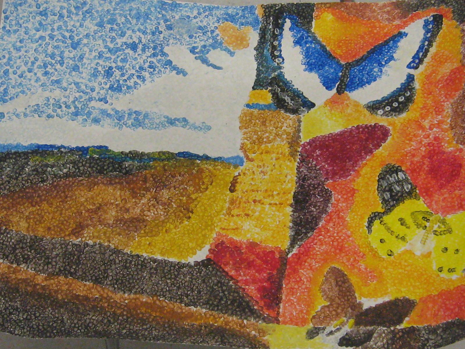 Make it Artwork : More paintings in paintings