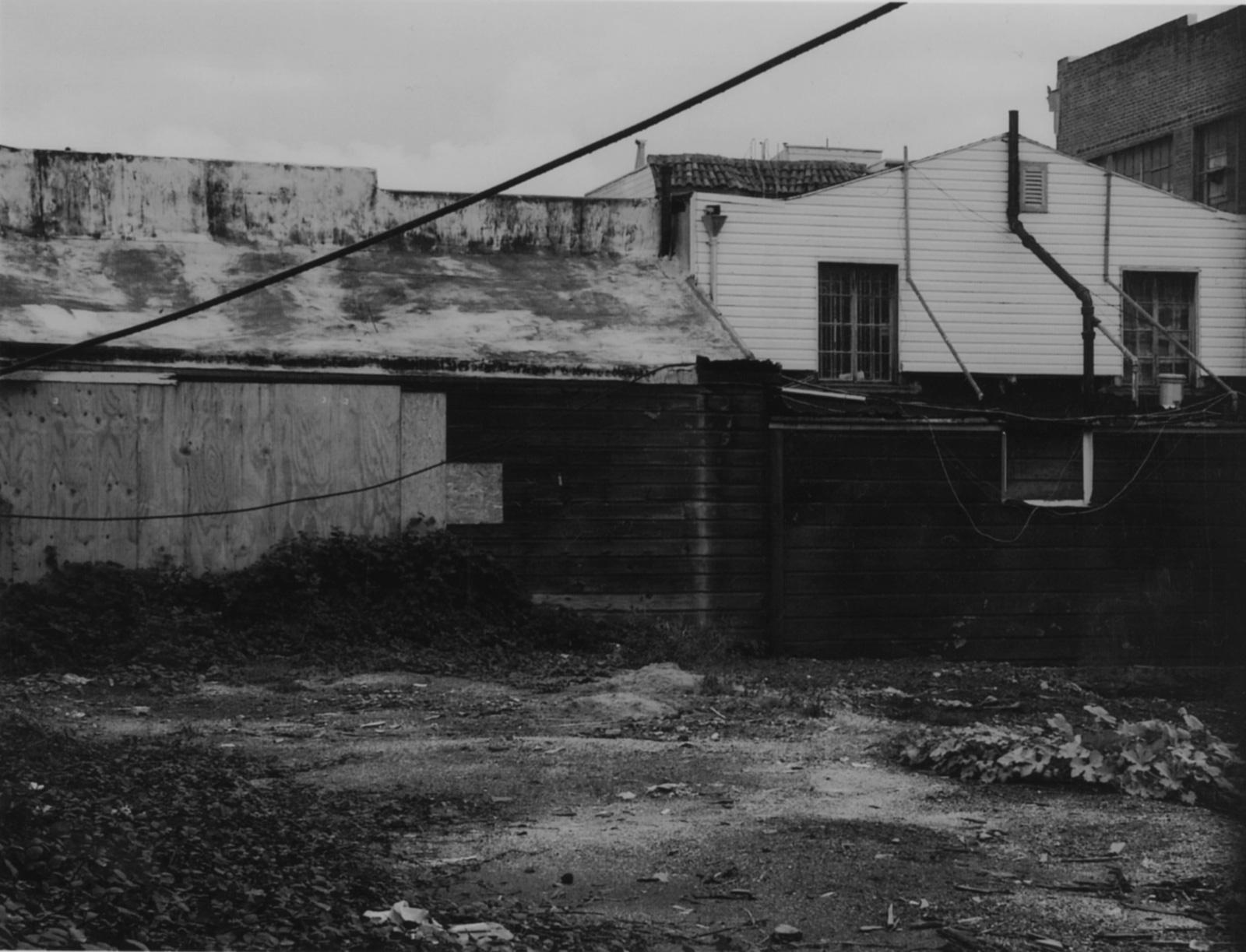 San Carlos Ave Shacks, Abandoned, Bspo06, Building, B&w, HQ Photo