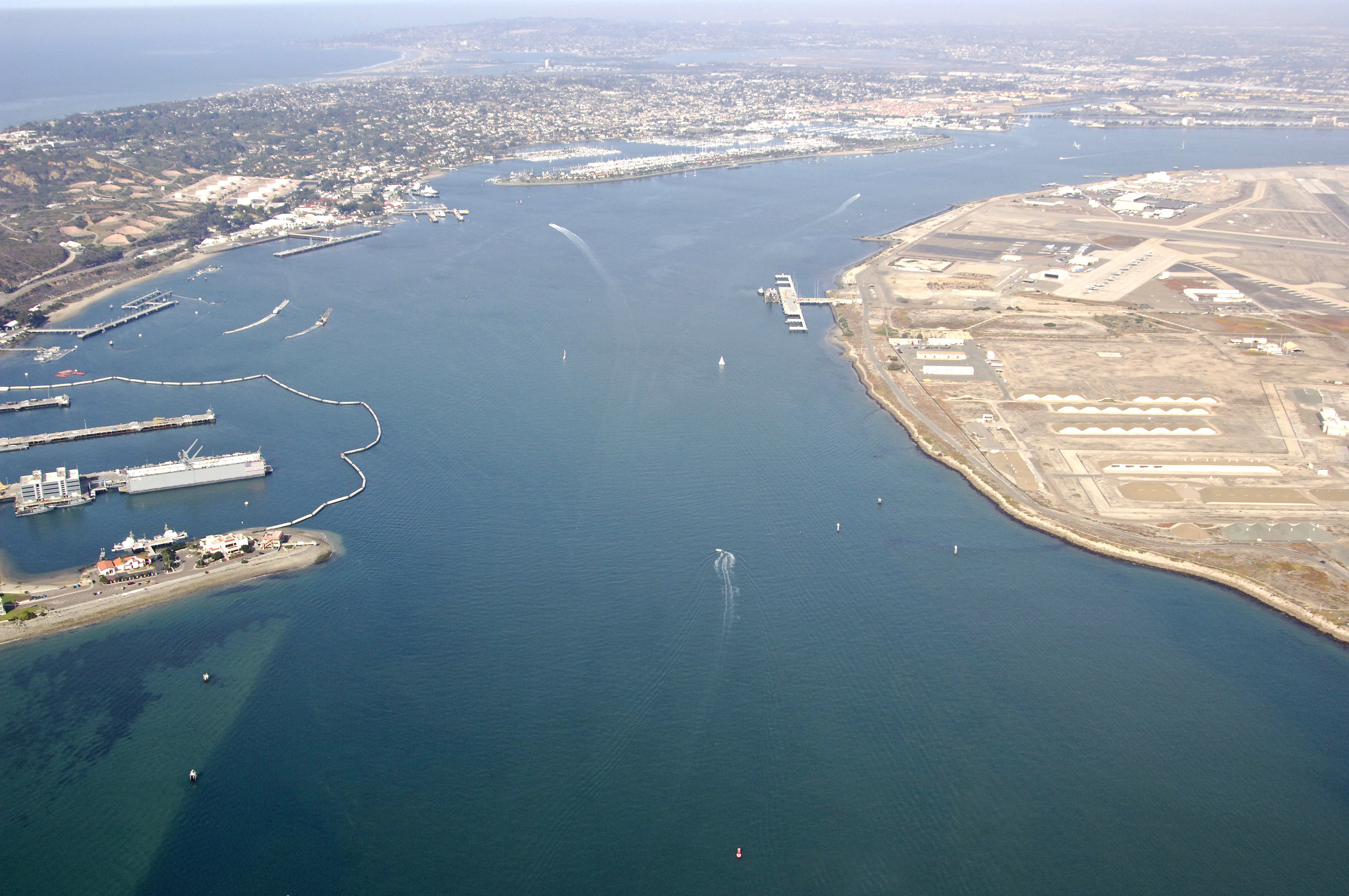 San Diego Bay Inlet in CA, United States - inlet Reviews - Phone ...