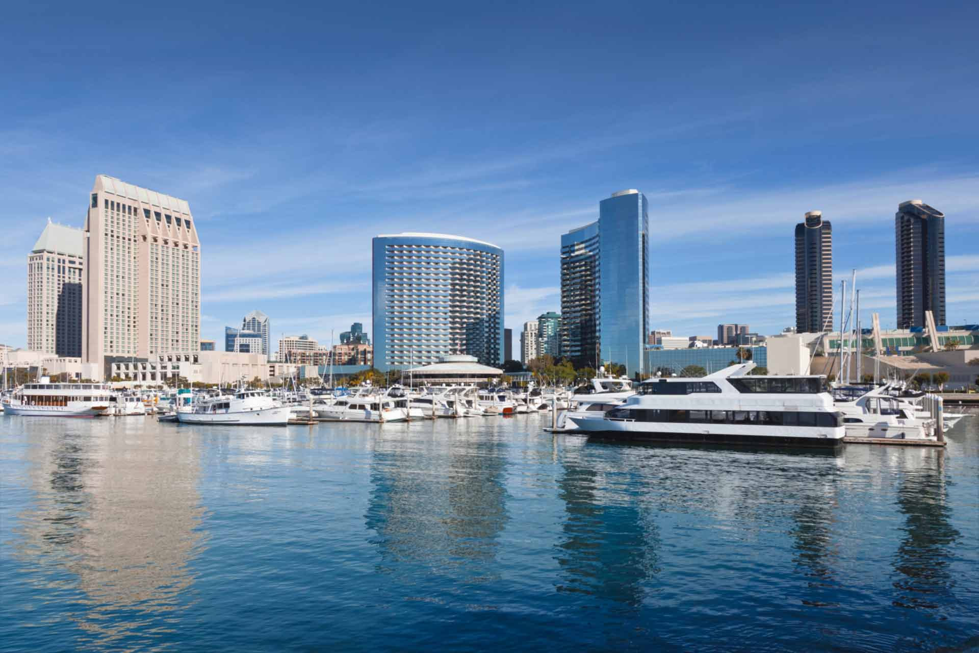 San Diego Harbor Cruises - Sightseeing Boat Tours in Southern California