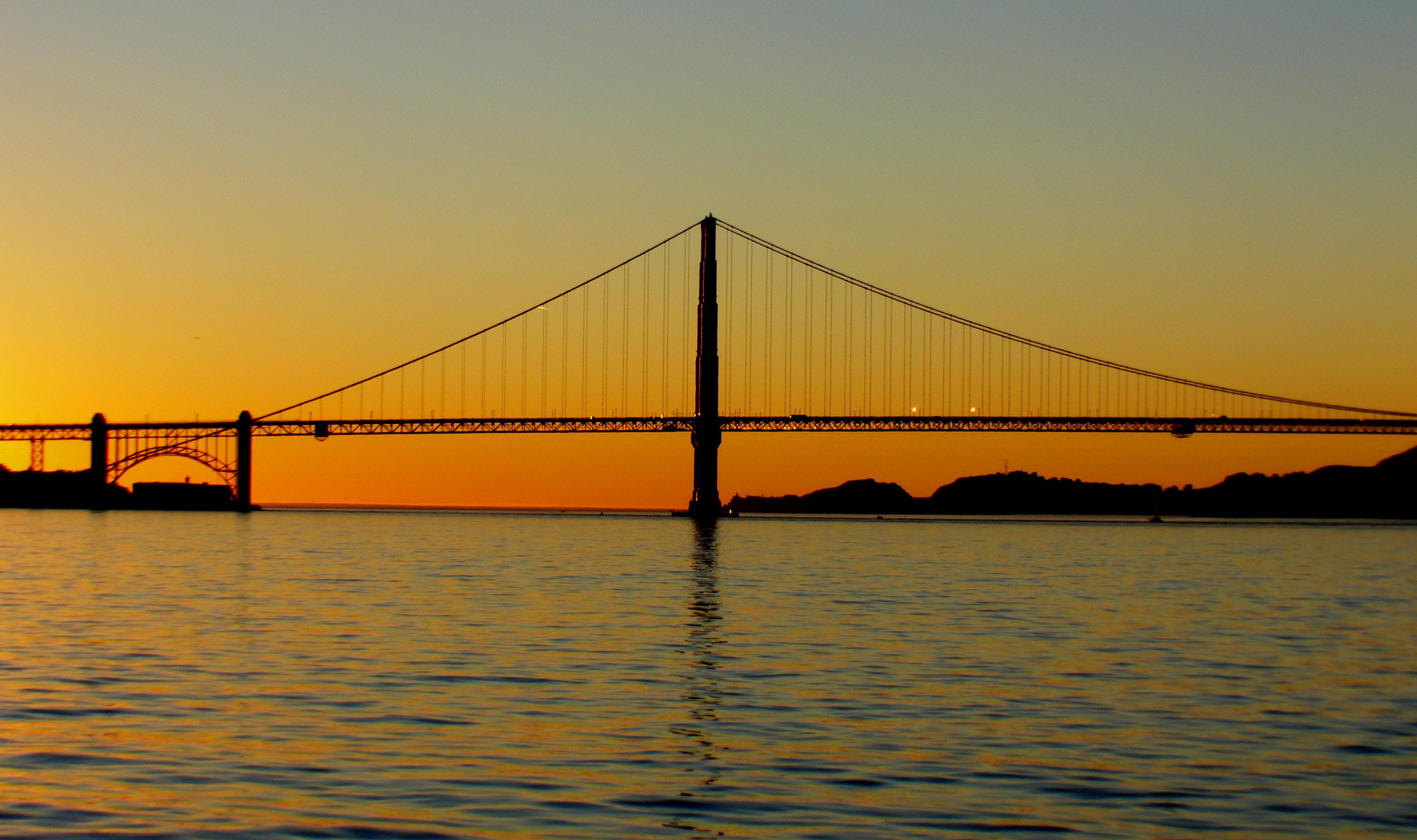 San Francisco Bay (11), Architecture, Boat, Bridge, Free photos, HQ Photo