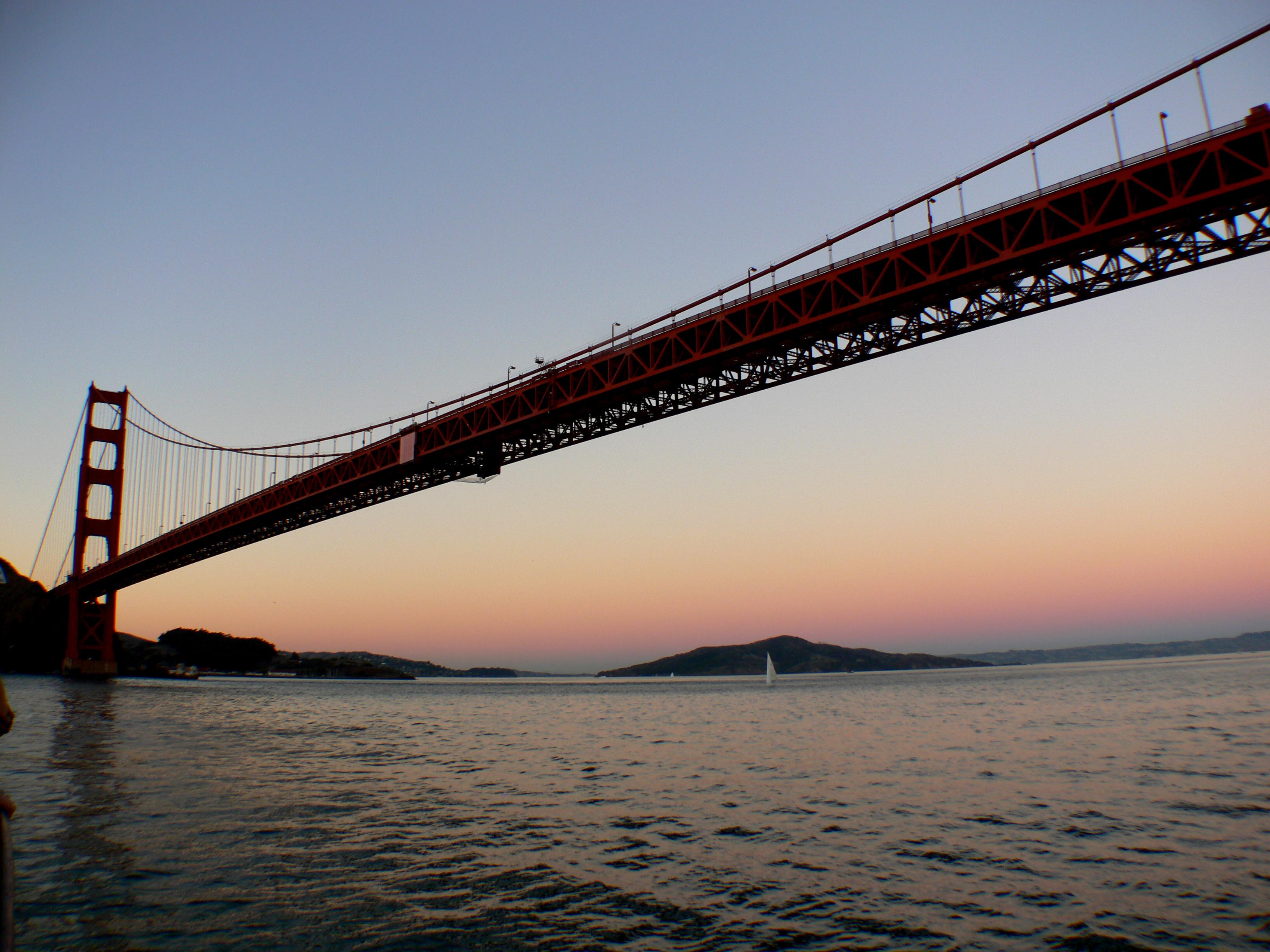 San Francisco Bay (27), Architecture, Bay, Bridge, Coast, HQ Photo