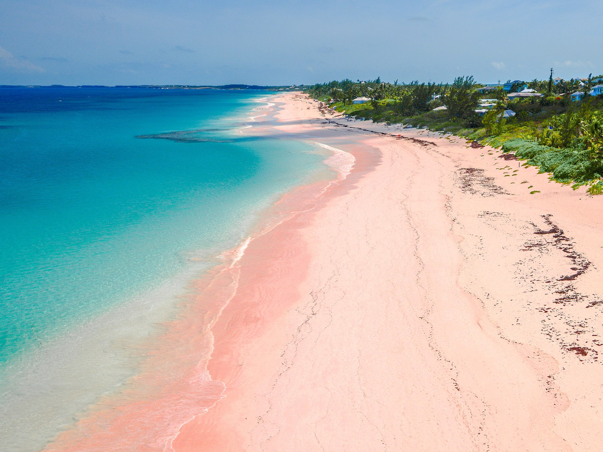 Where to Find Pink Sand Beaches (and Black, and Green...) - Condé ...