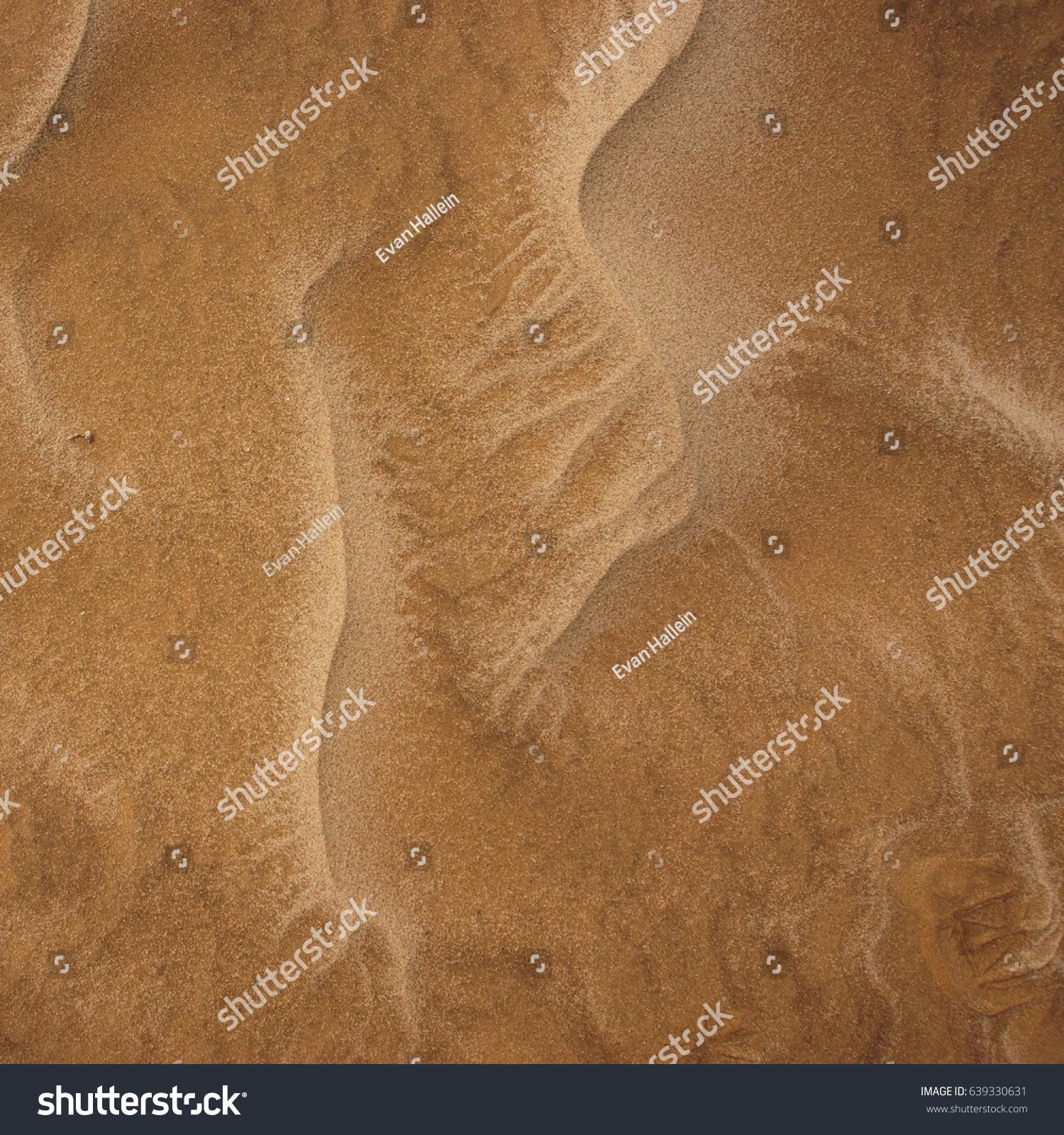 Sand Ridges Texture Stock Photo 639330631 - Shutterstock