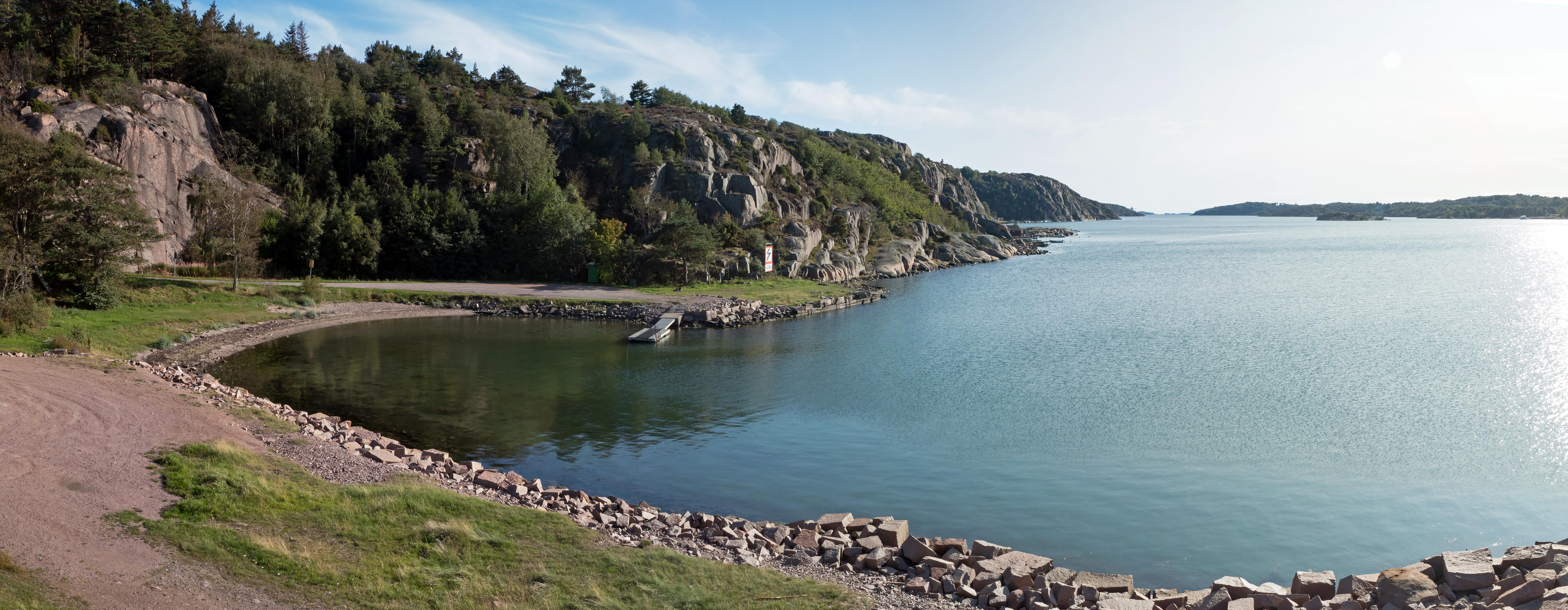 Sandvik in brofjorden photo