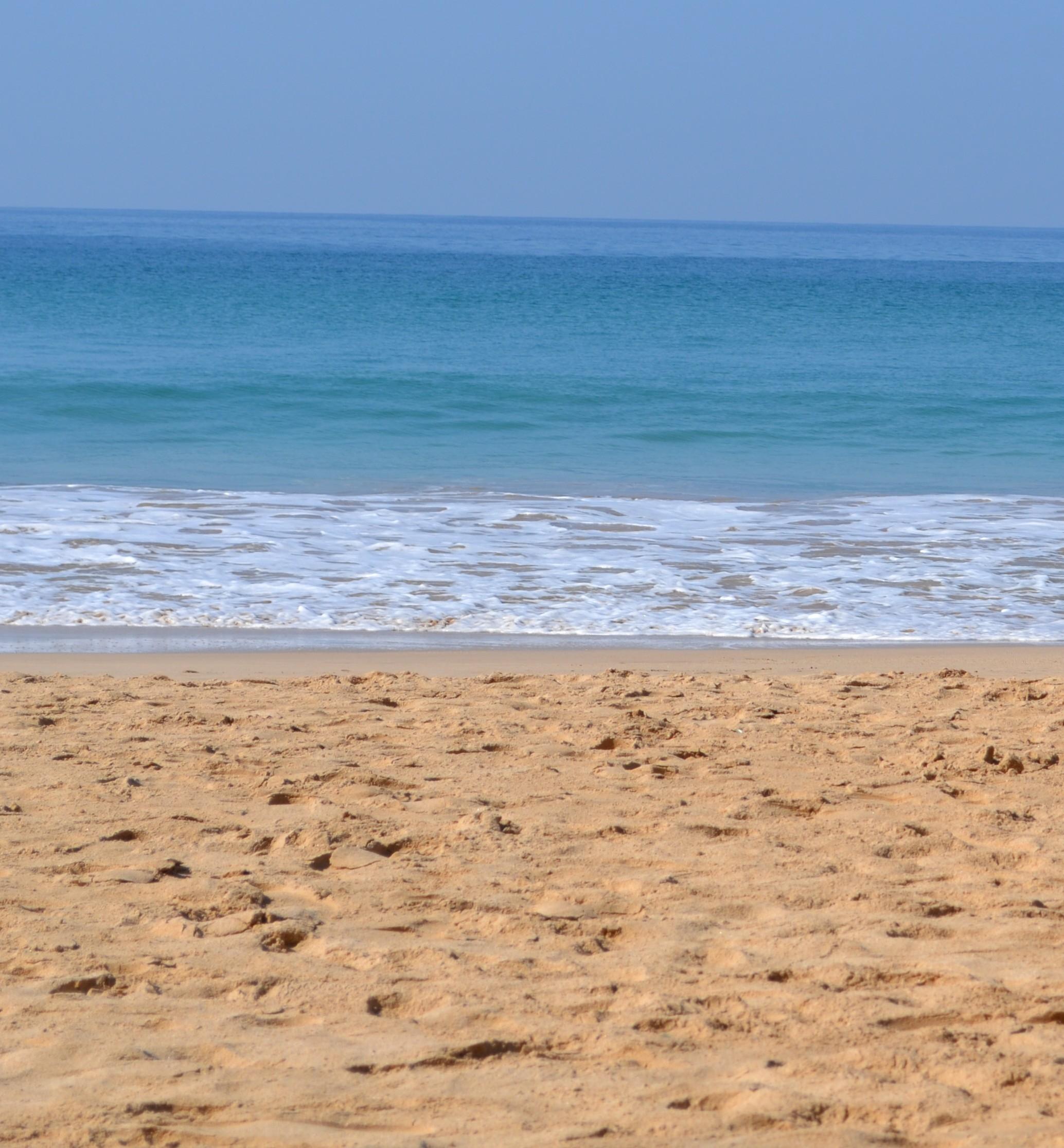 Sandy Beach: Free Photo: Sandy Beach