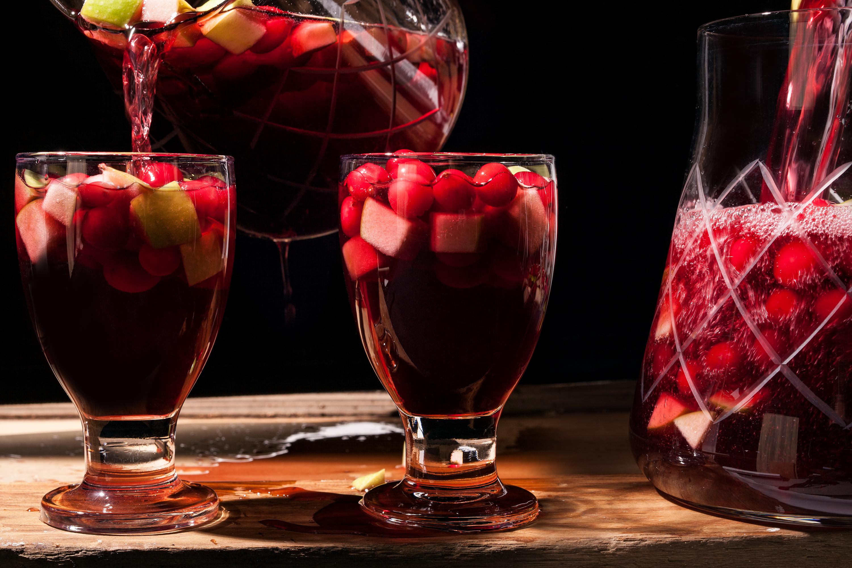 Cranberry Sangria Recipe - Chowhound