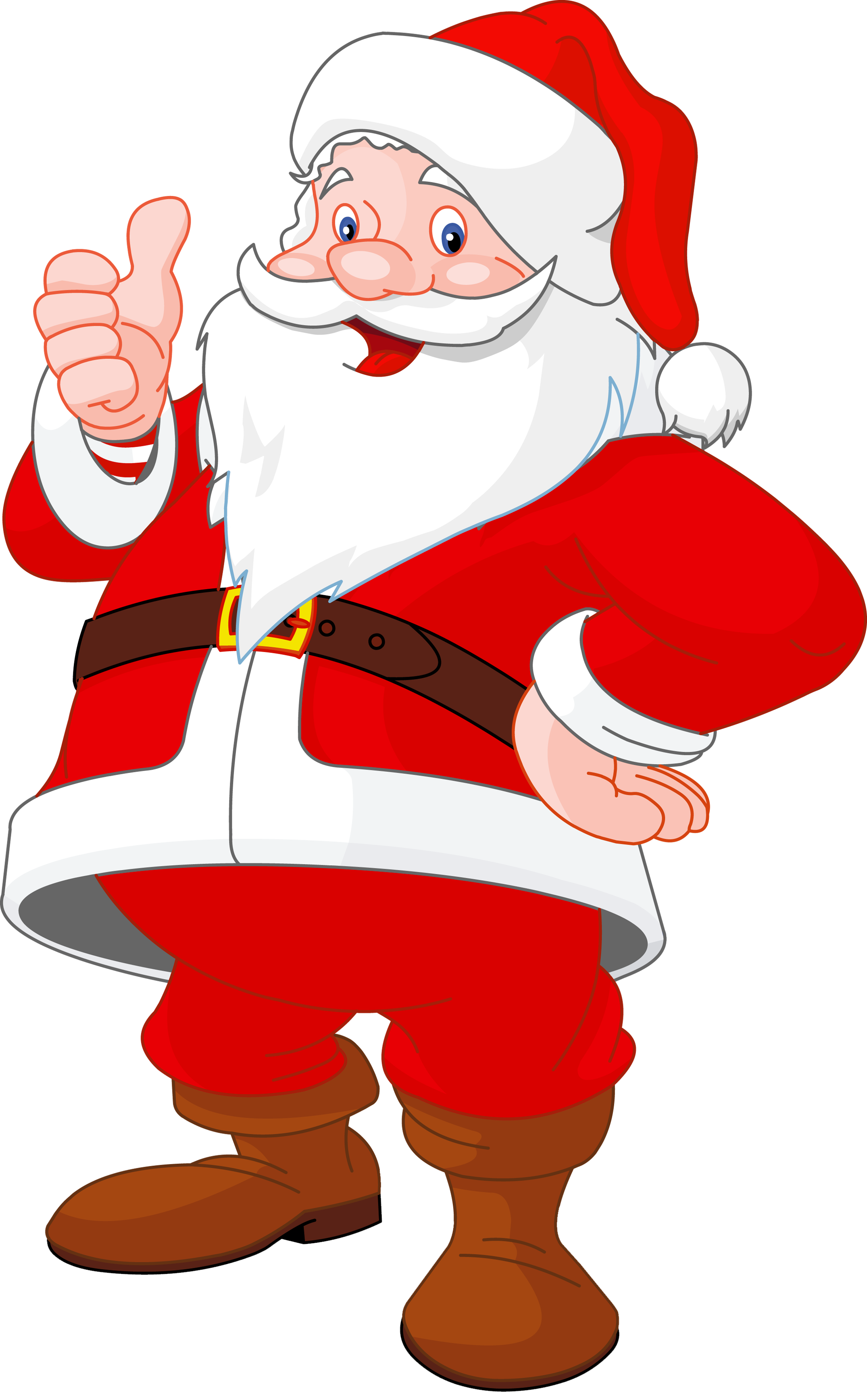 Transparent Santa Claus | Gallery Yopriceville - High-Quality ...