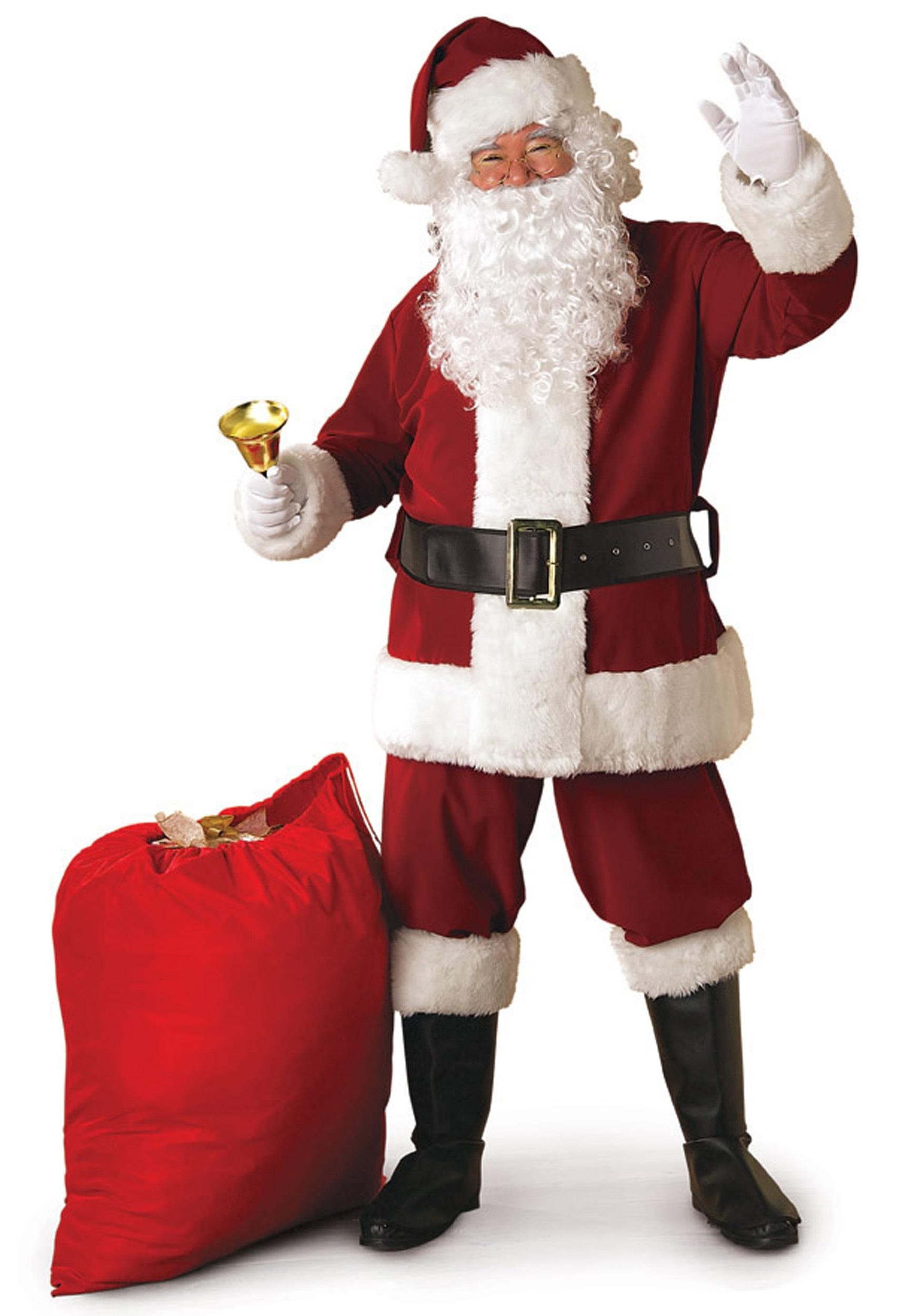 Regal Santa Suit