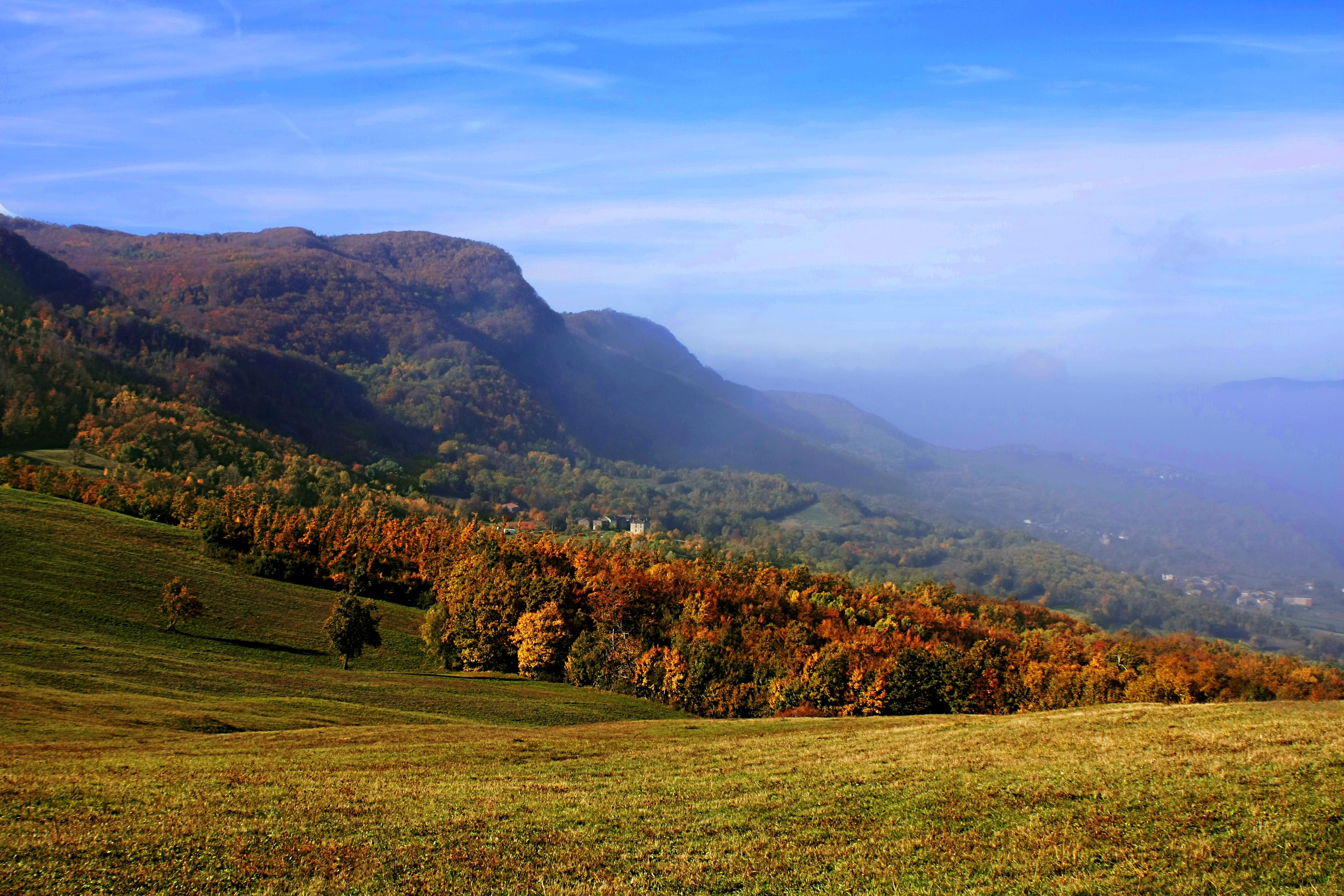 Santa franca landscape photo