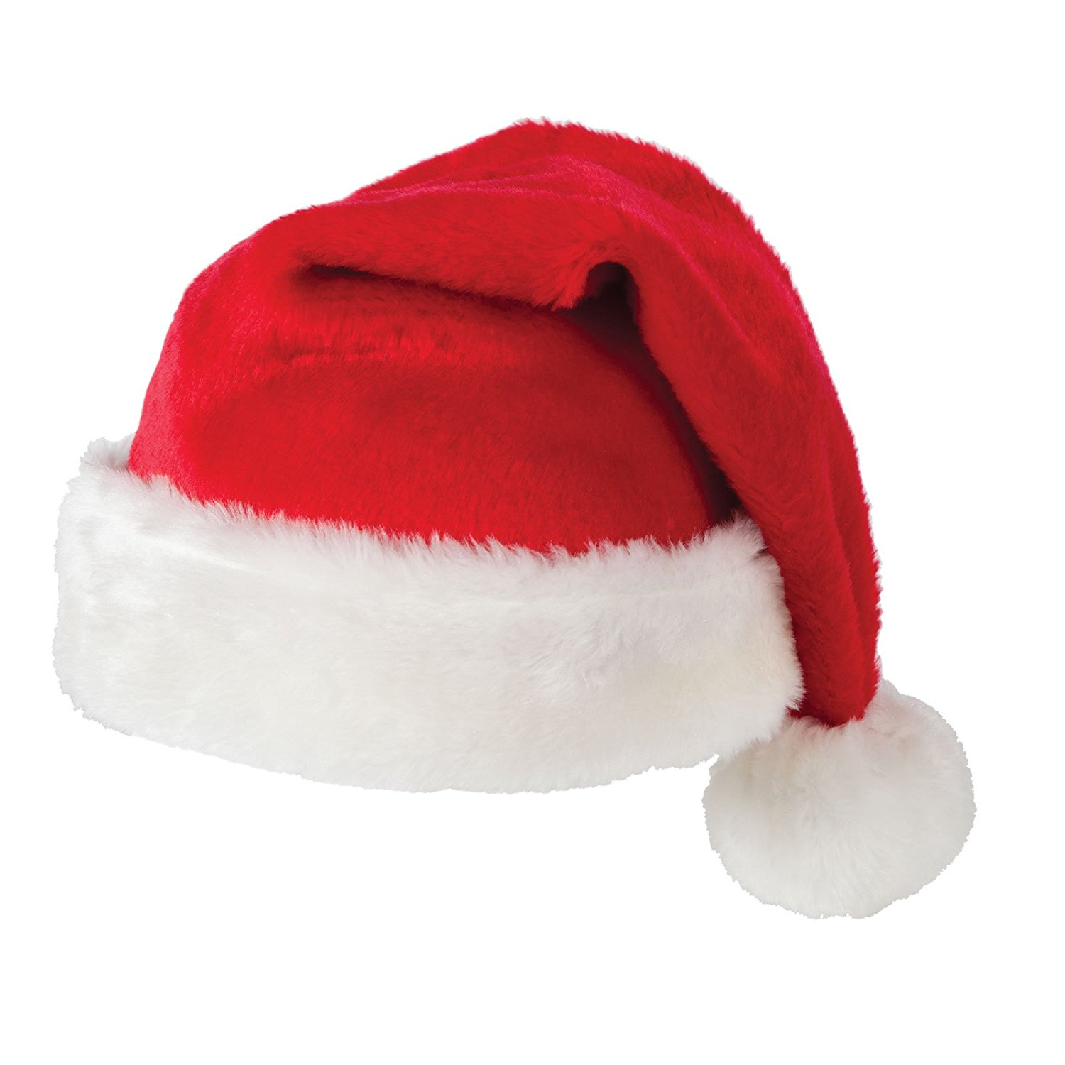 Wicked Costumes Super Deluxe Santa Hat Outfit Accessory for ...