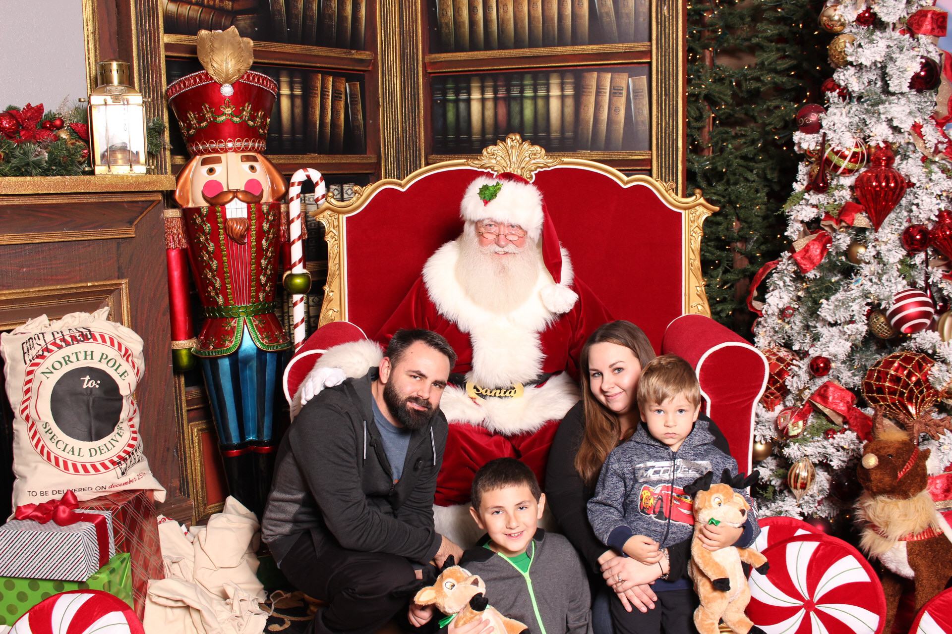 Local Las Vegas: Don't Miss Operation: North Pole at Tivoli Village ...