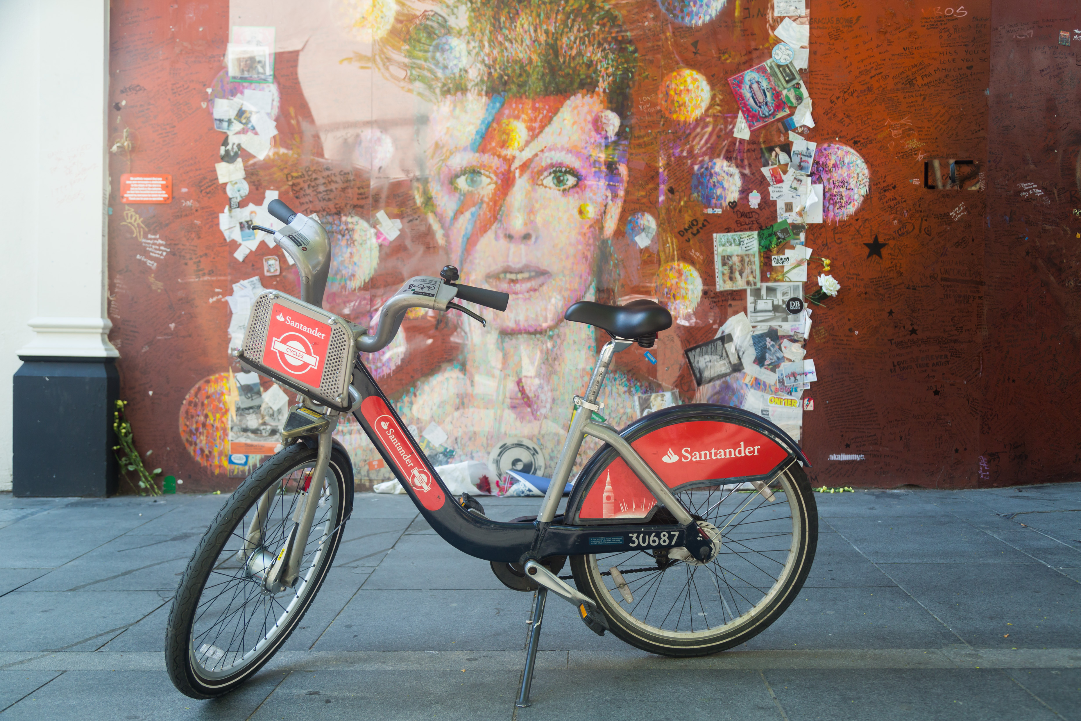 Santander public hire bikes unveiled in Brixton | Cyclist