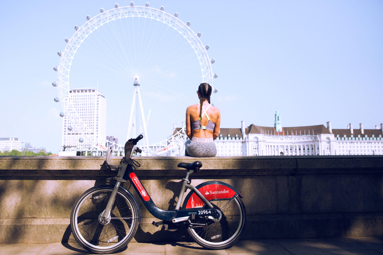 Unlocking London with Santander Cycles | The Food Medic