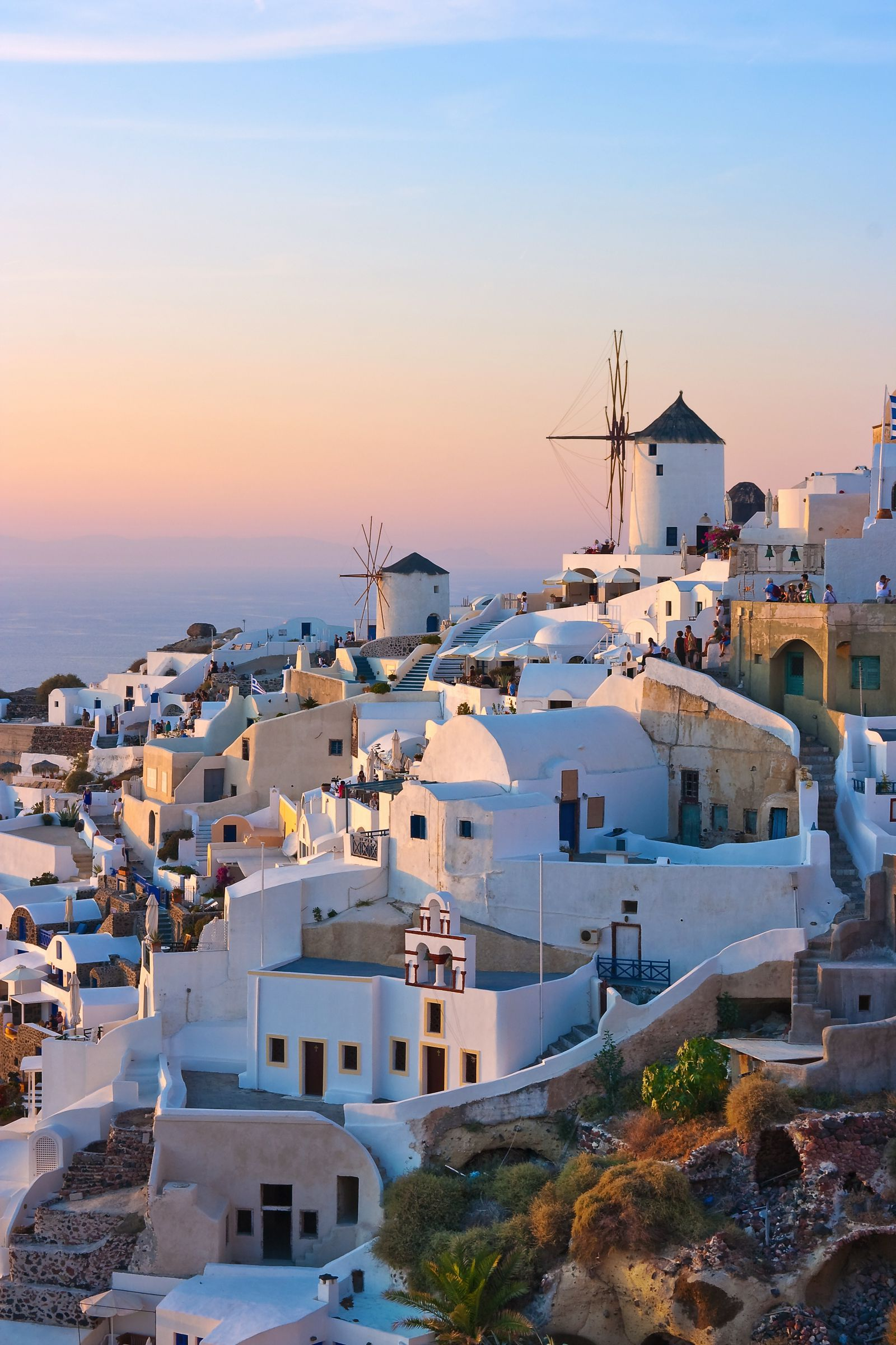 11 Delicious Foods You Have To Eat In Santorini, Greece - Hand ...