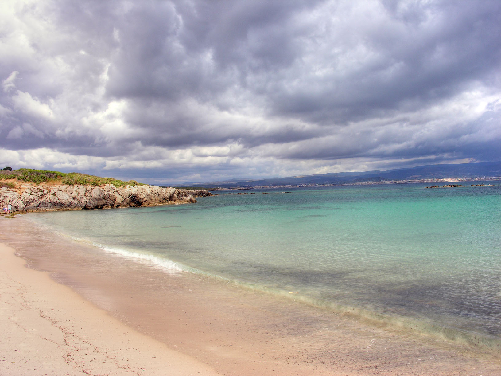 Sardinia Coast in summer, Italy, Seaside, Nation, Natura, Nature, HQ Photo